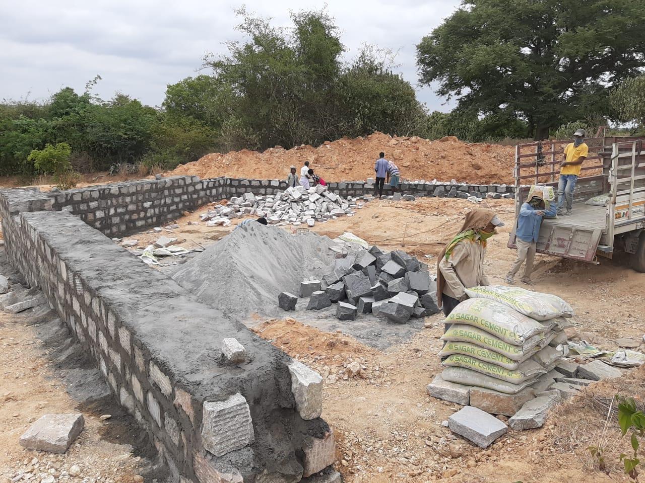 2.8. Rain Water Conservation - Walls work progress  (1).jpg