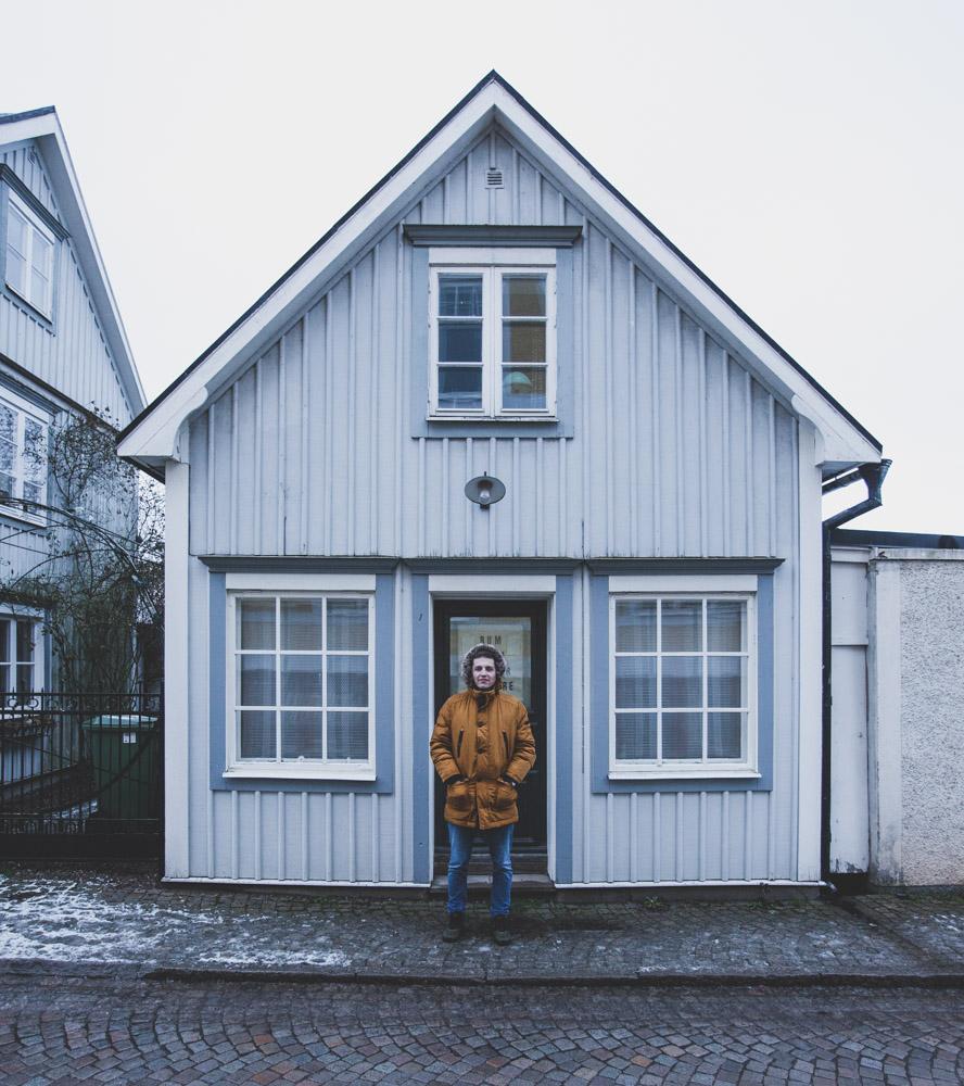SIMK patrick with swedish house