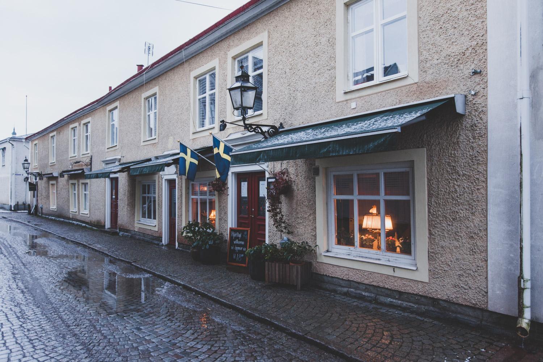 SIMK swedish house in Vadstena