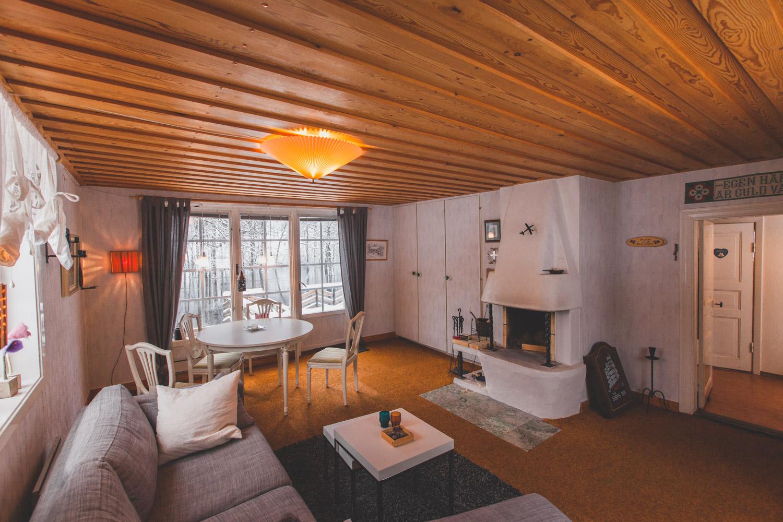 SIMK cabin in sweden