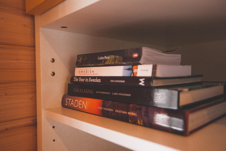 SIMK books about sweden