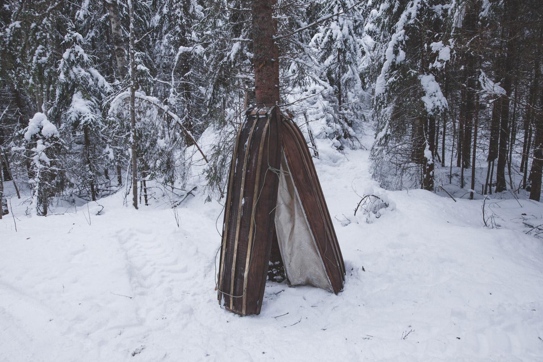 SIMK old army sledges