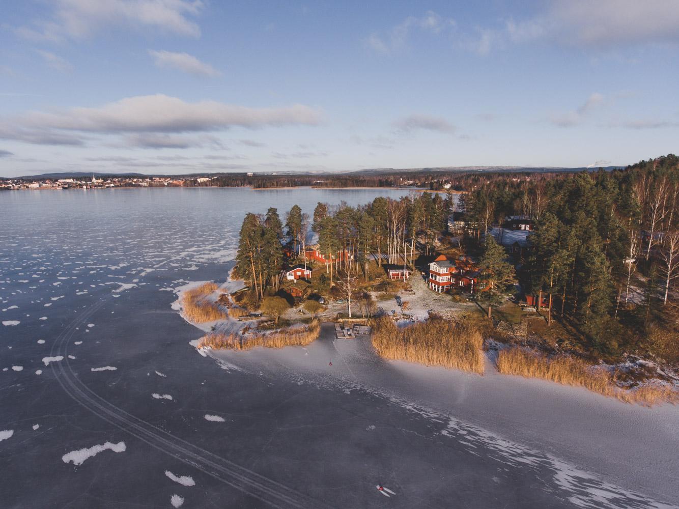 SIMK swedish countryside