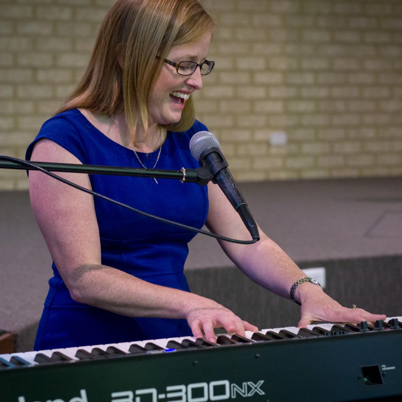 Wendy Jensen   Toddler Jam Leader & Worship Service Coordinator
