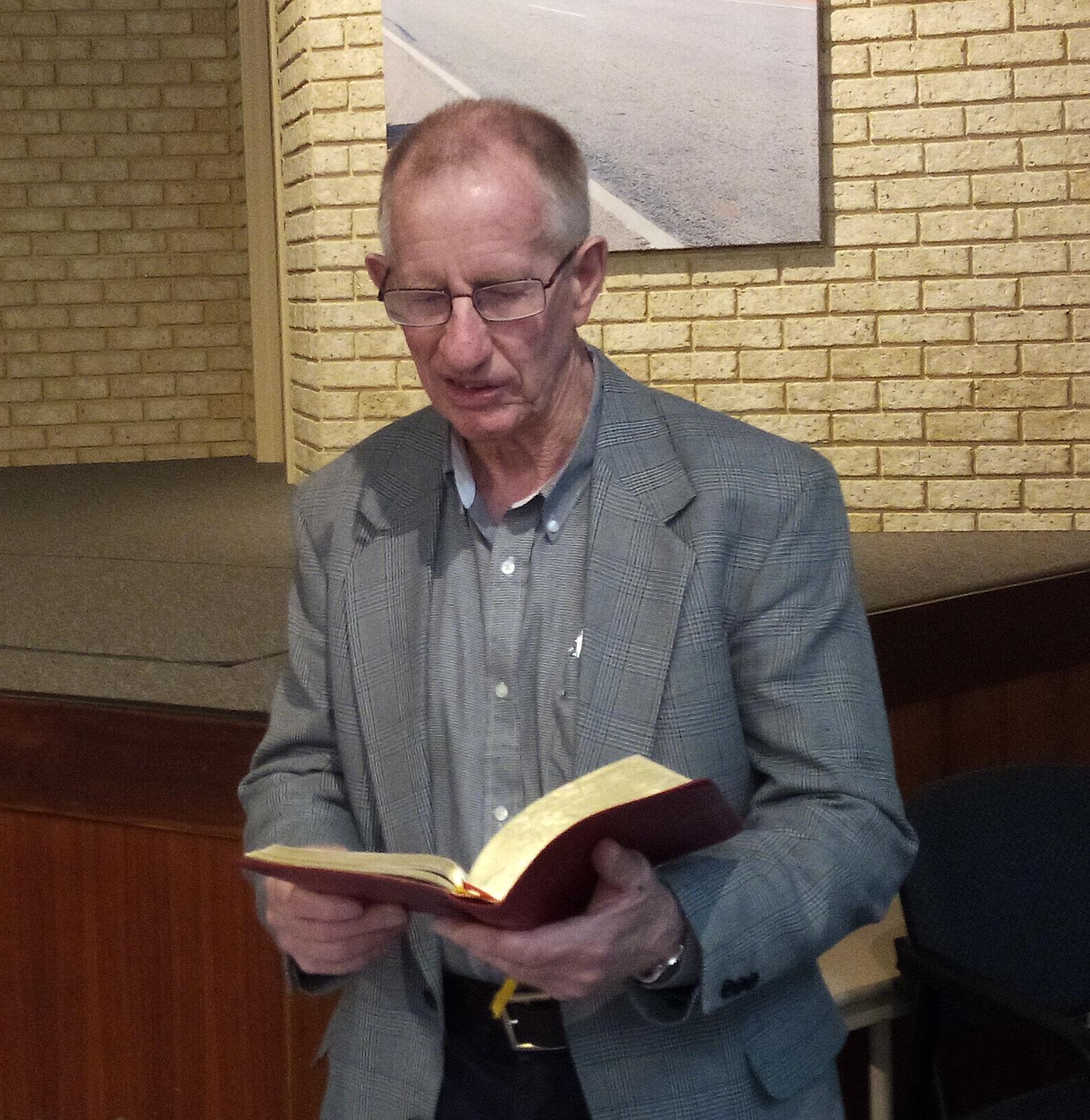 John Richardson  Elder