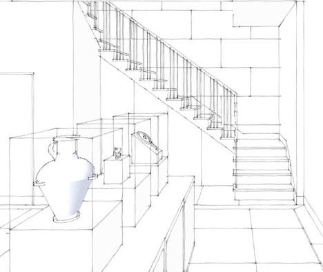 Kallos Gallery sketch