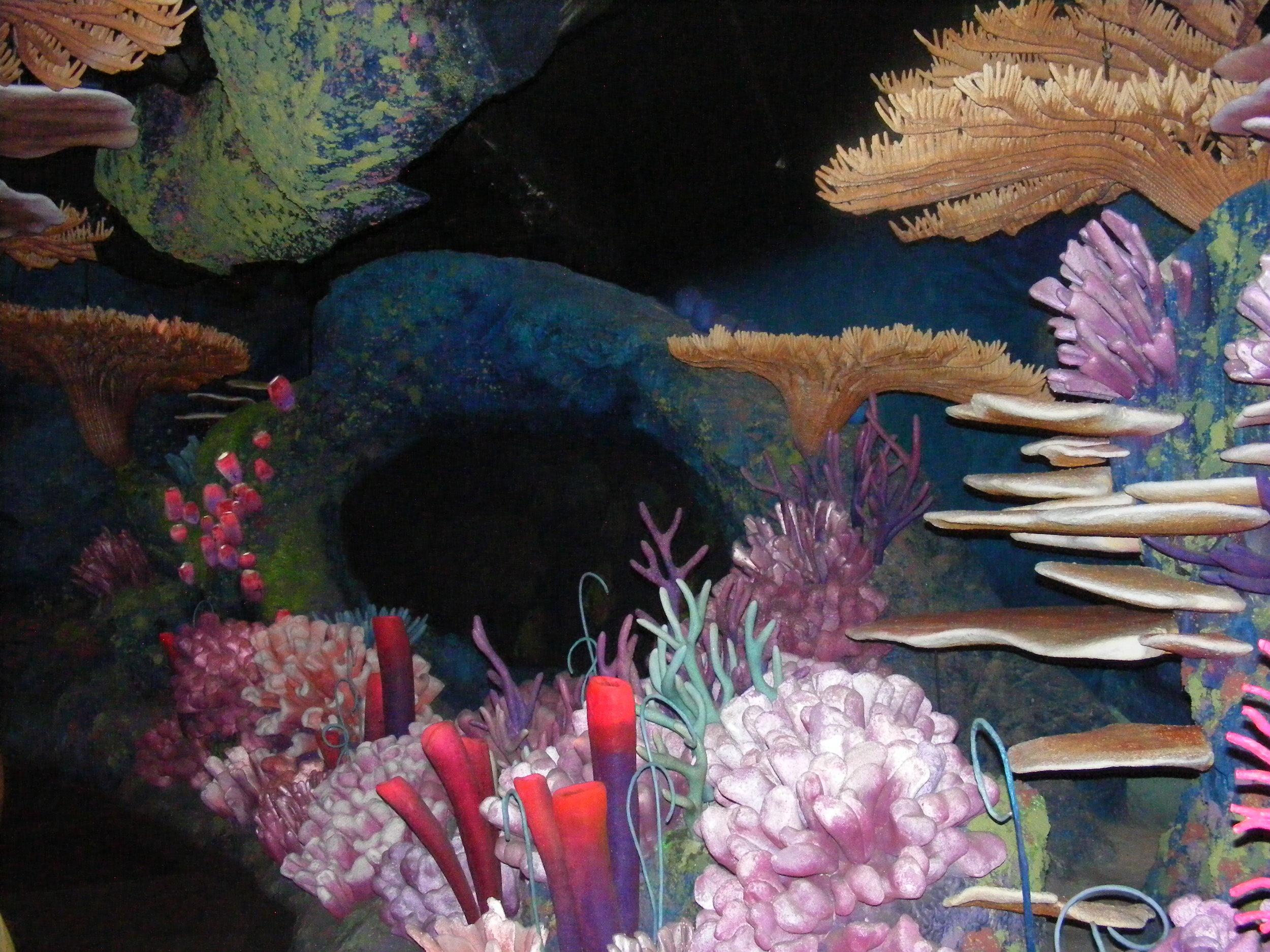 The Seas with Nemo and Friends, Future World, EPCOT