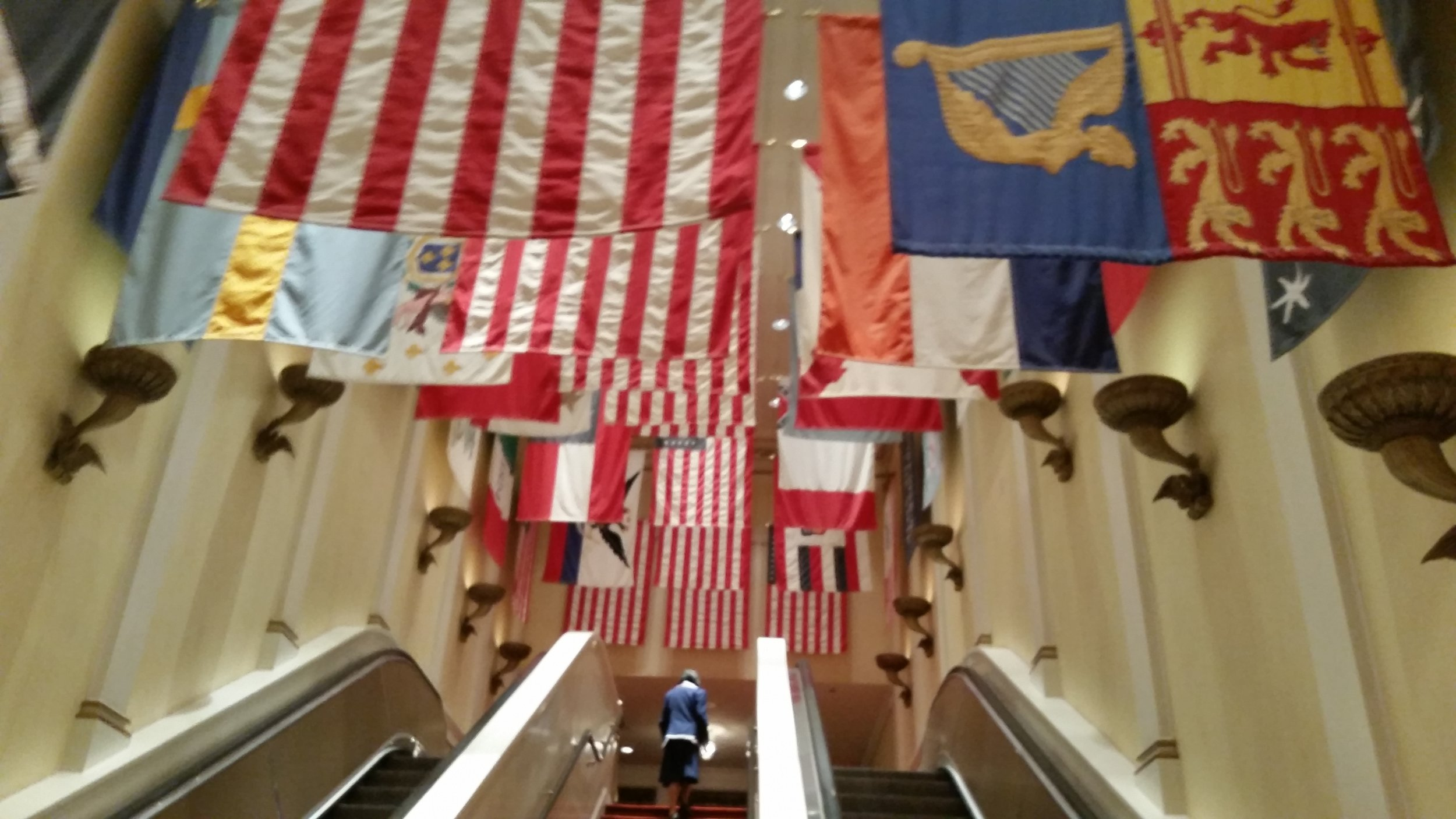 The American Adventure, World Showcase, EPCOT