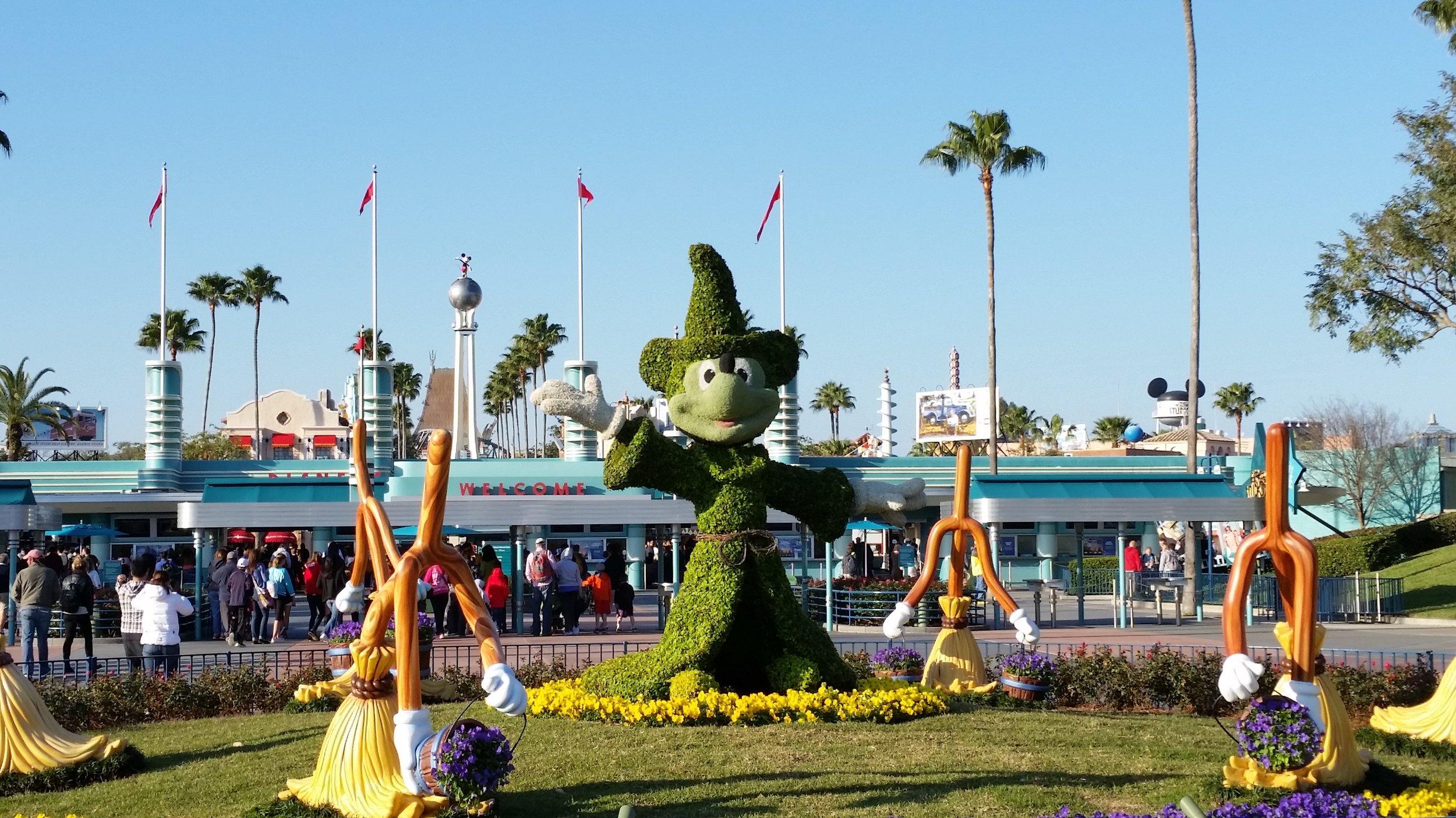 Entrance Plaza, Disney's Hollywood Studios