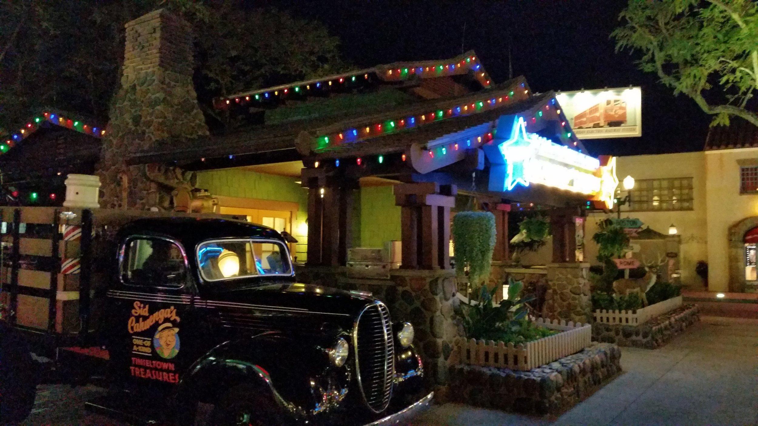 Sid Cahuenga's, Hollywood Boulevard, Disney's Hollywood Studios