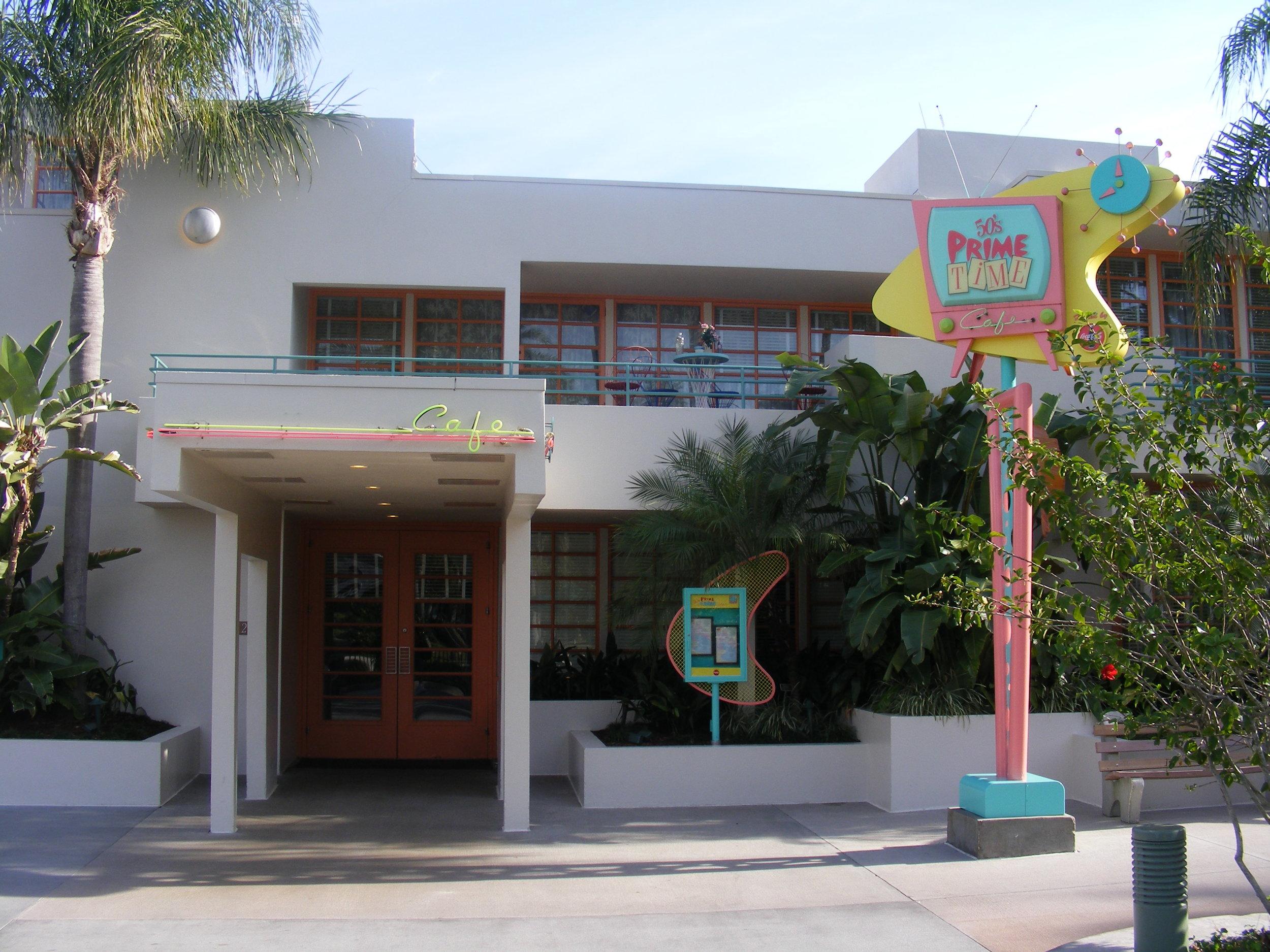 50's Prime Time Cafe, Echo Lake, Disney' Hollywood Studios