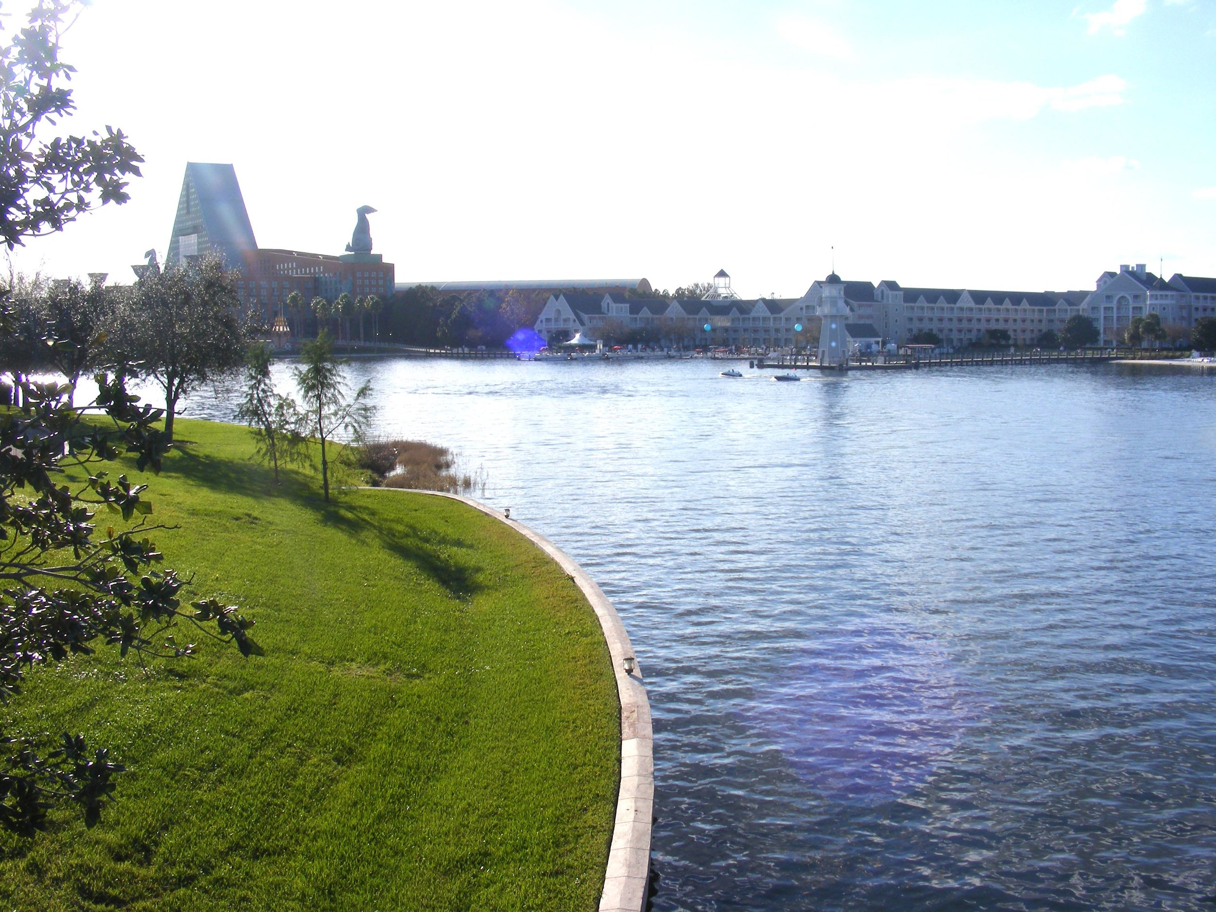Crescent Lake, Disney's BoardWalk