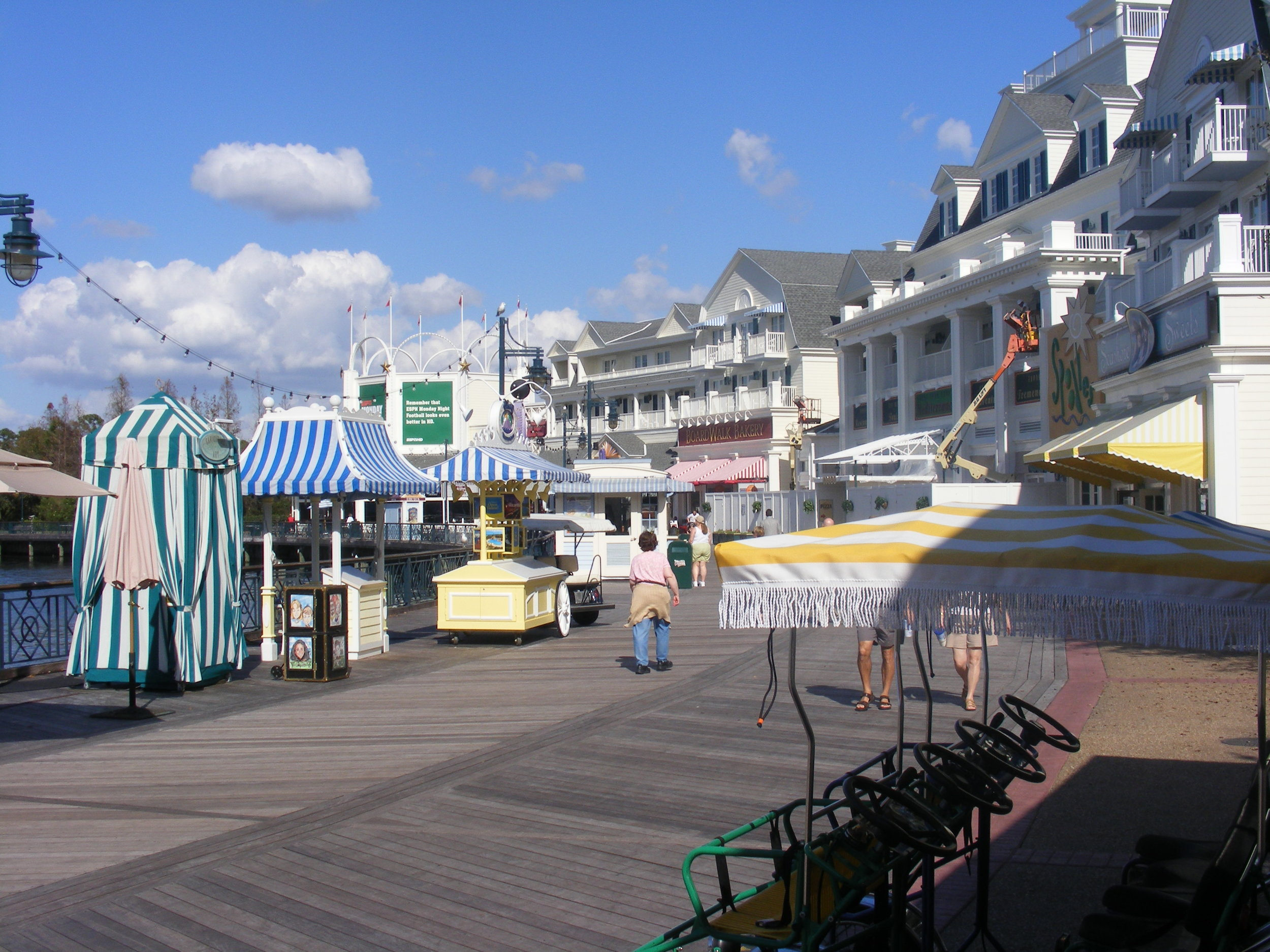 Promenade, Disney's BoardWalk