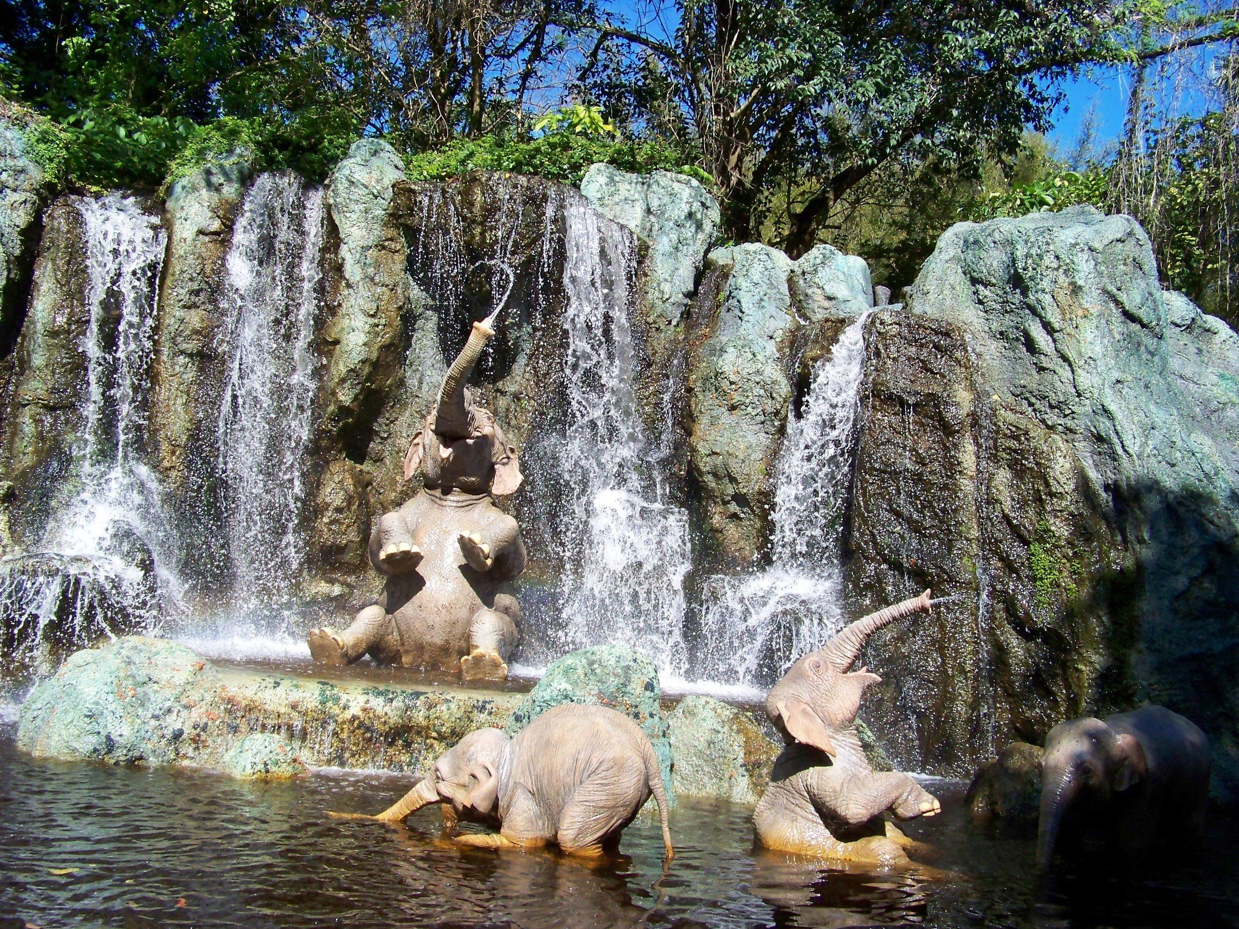 Jungle Cruise, Adventureland, Magic Kingdom
