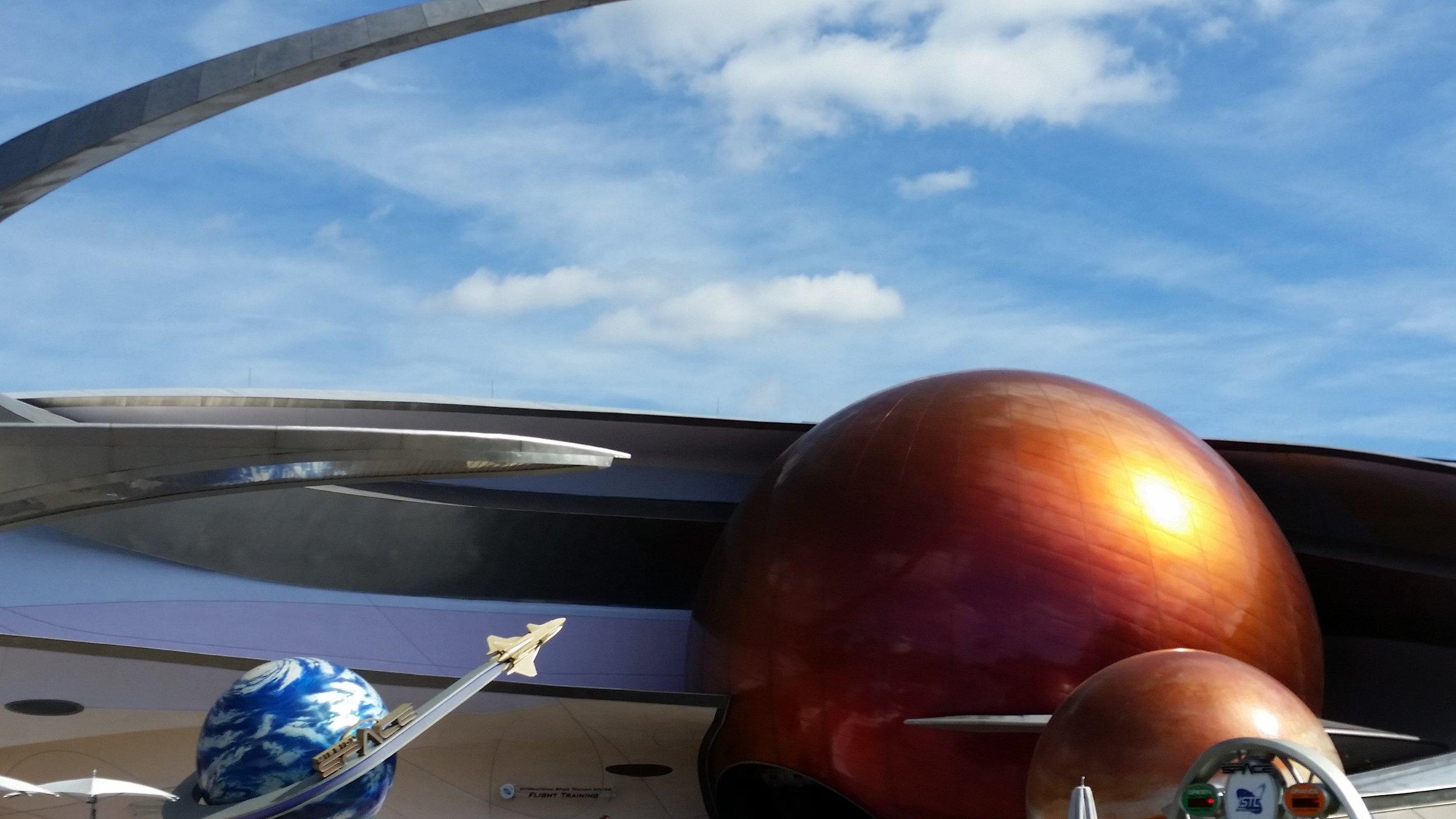 Mission: Space, Future World, Epcot