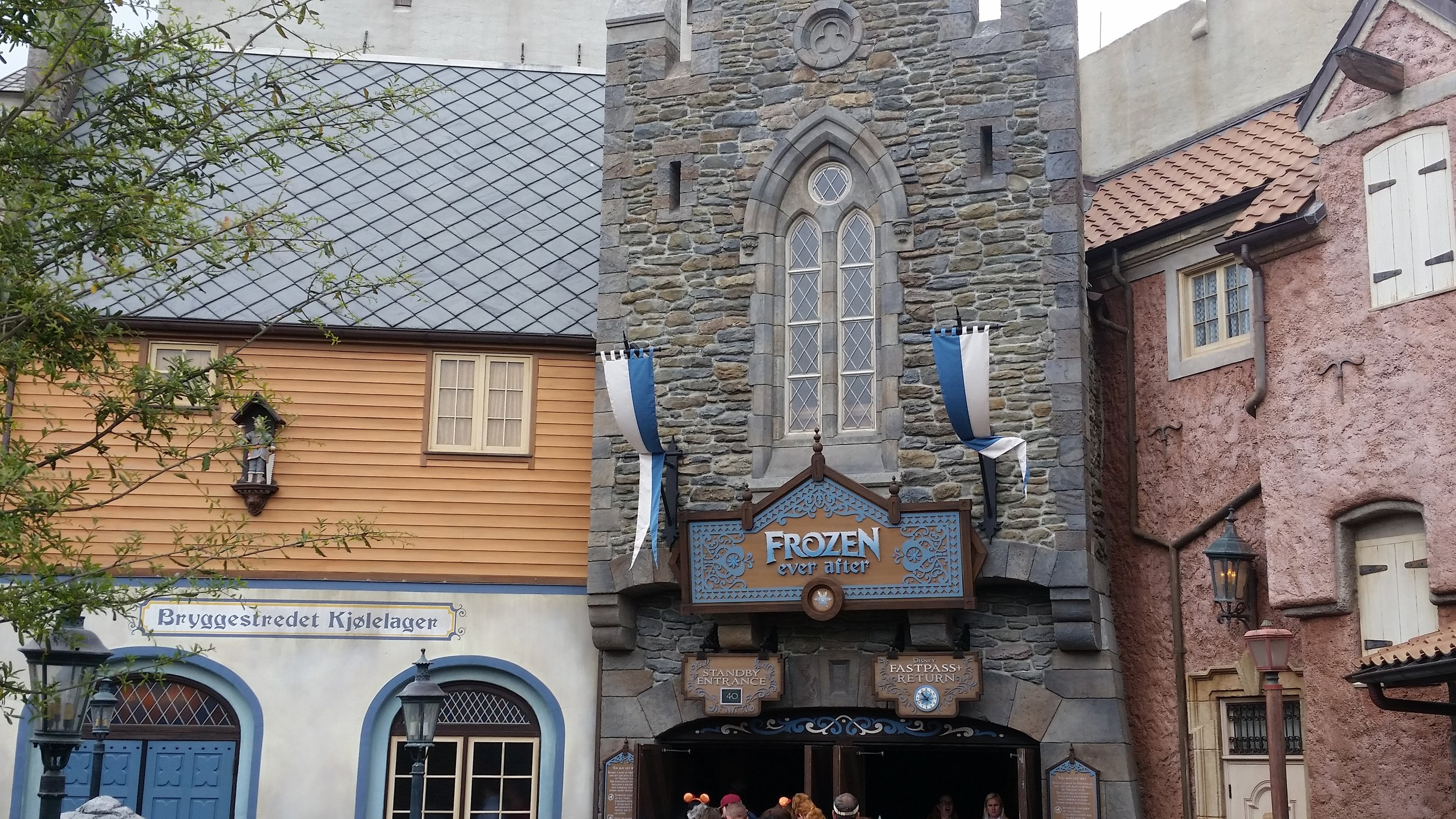 Frozen Ever After, Norway, World Showcase, Epcot