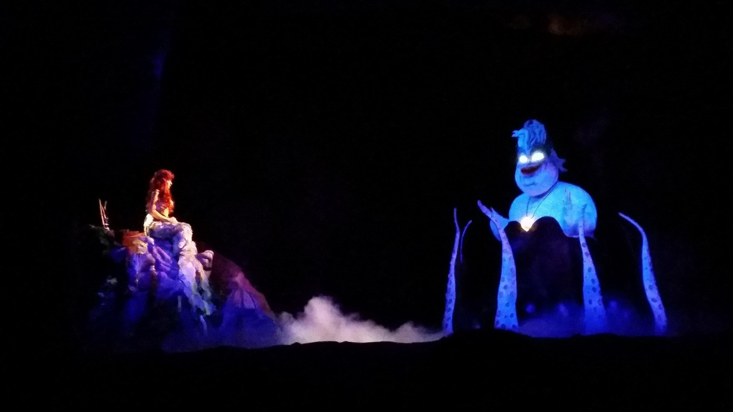 Voyage of the Little Mermaid, Animation Courtyard, Disney's Hollywood Studios
