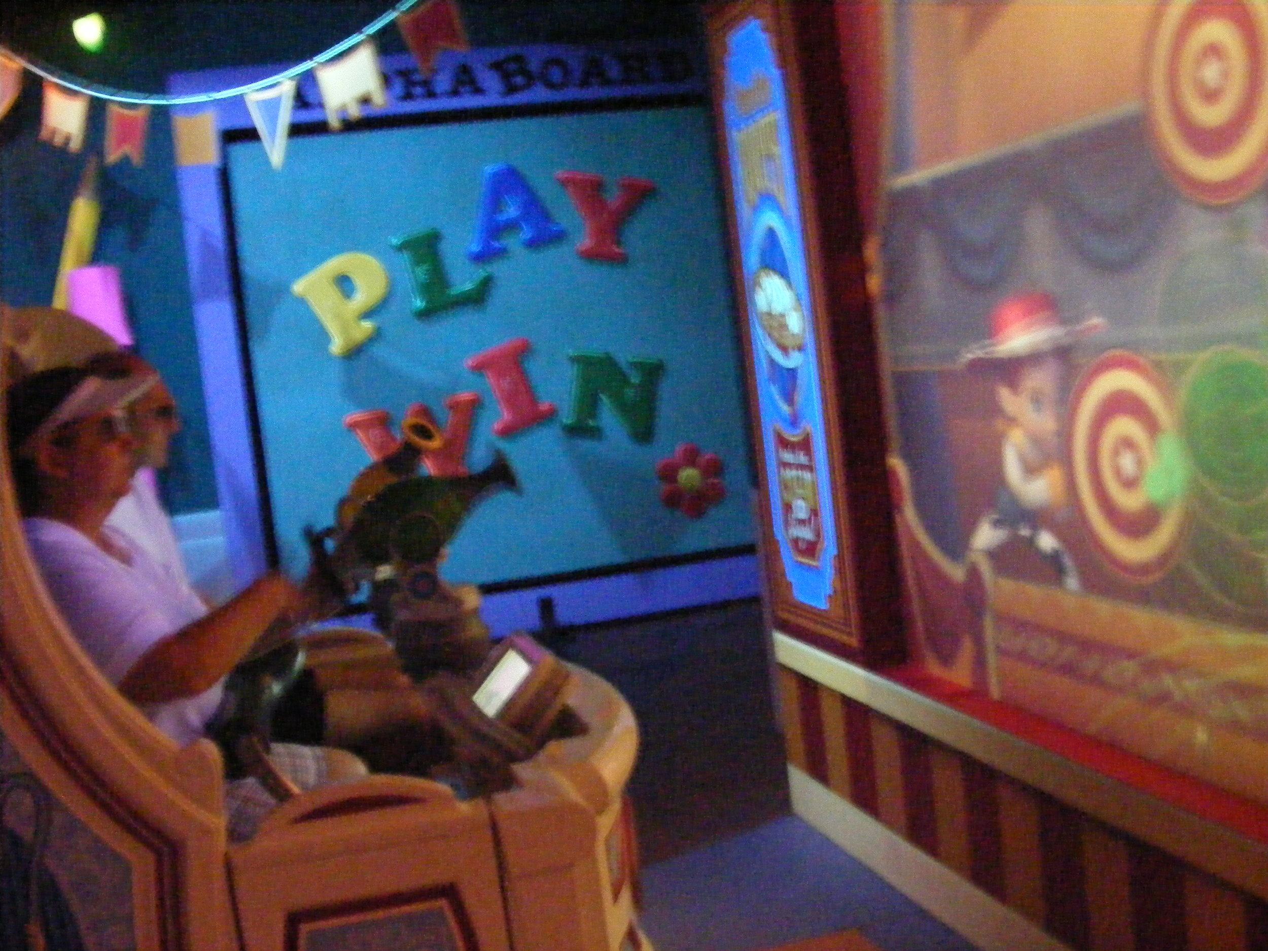 Toy Story Mania, Toy Story Land, Disney's Hollywood Studios