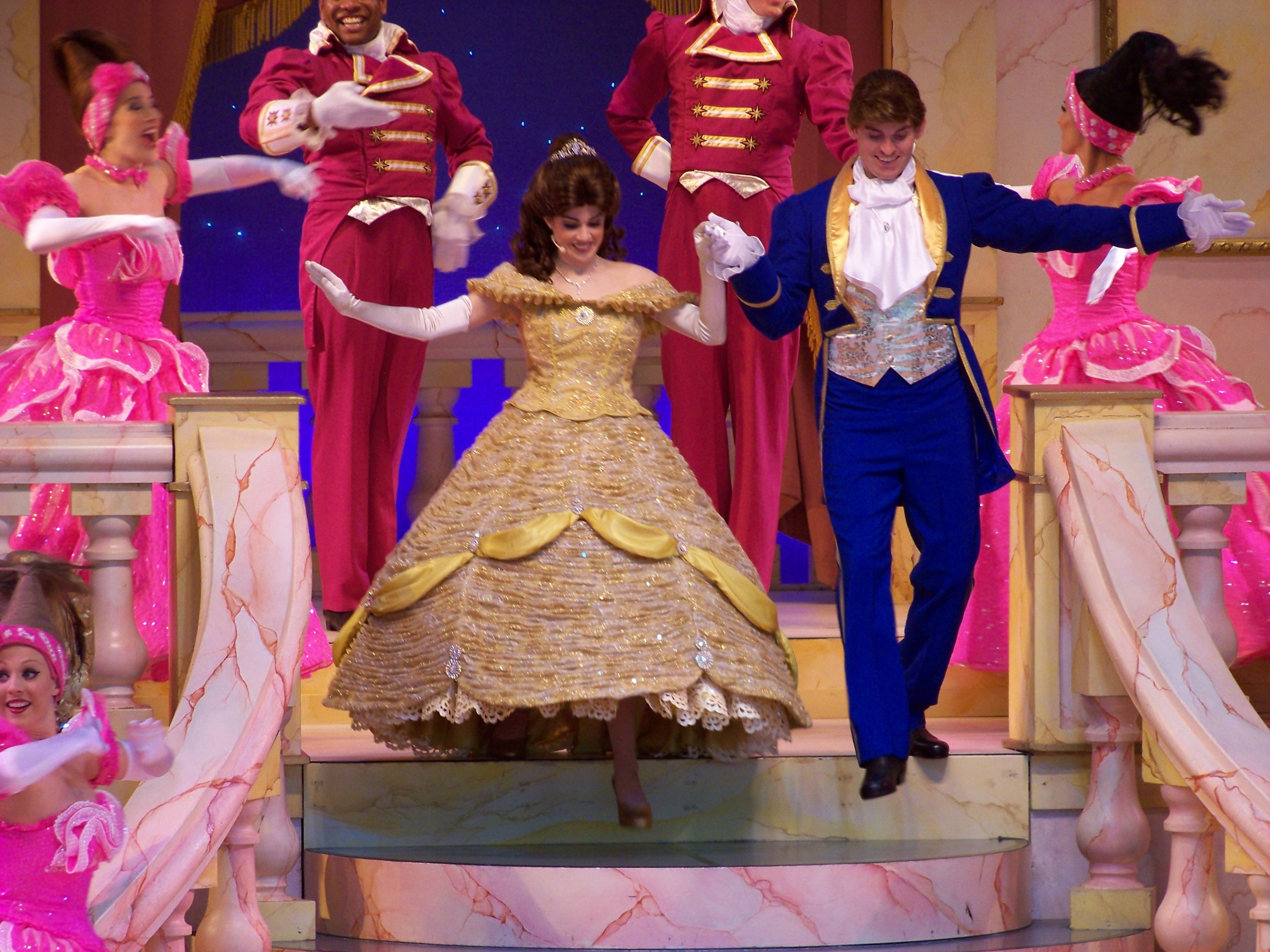 Beauty and the Beast - Live on Stage, Sunset Boulevard, Disney's Hollywood Studios