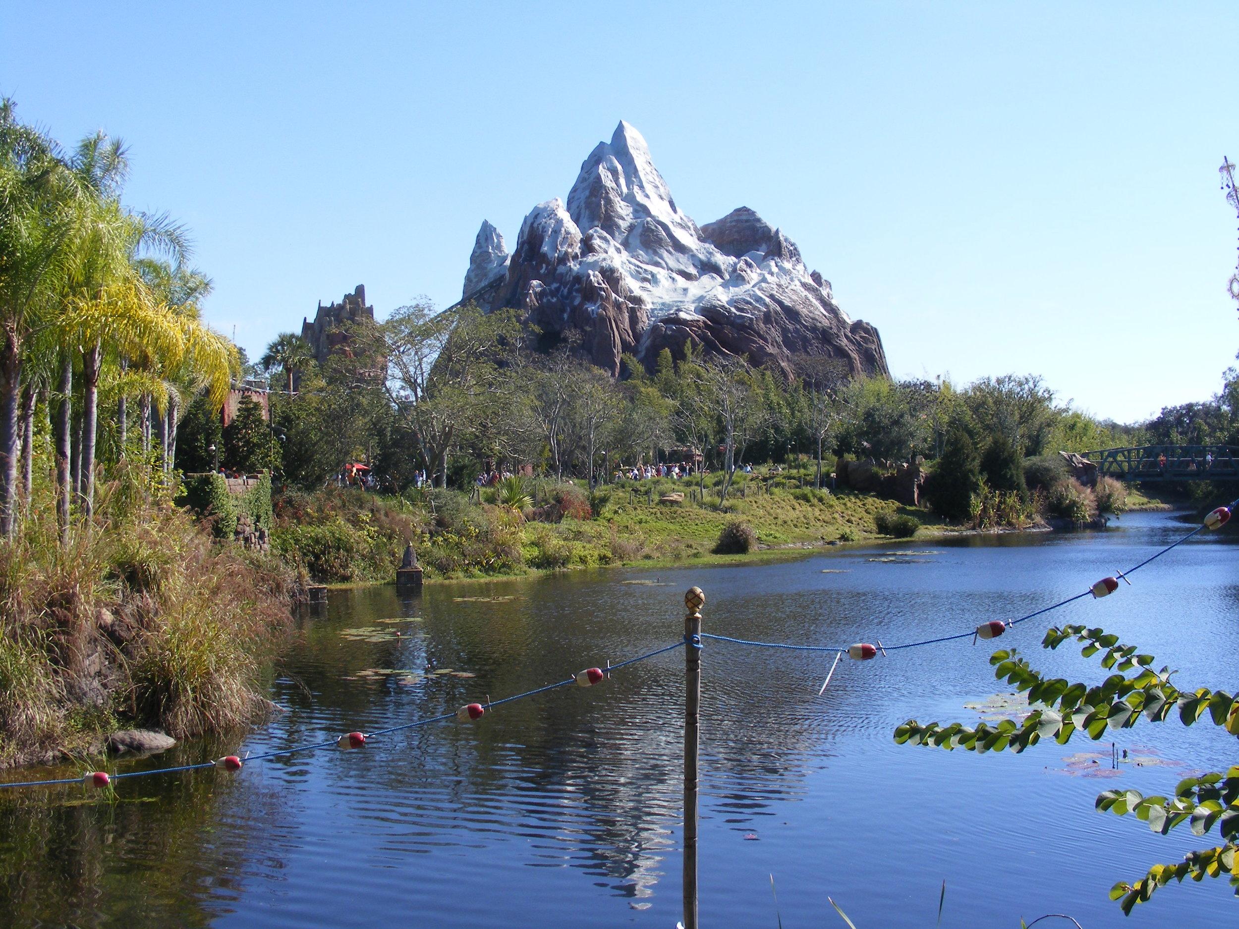 Expedition Everest, Asia, Disney's Animal Kingdom