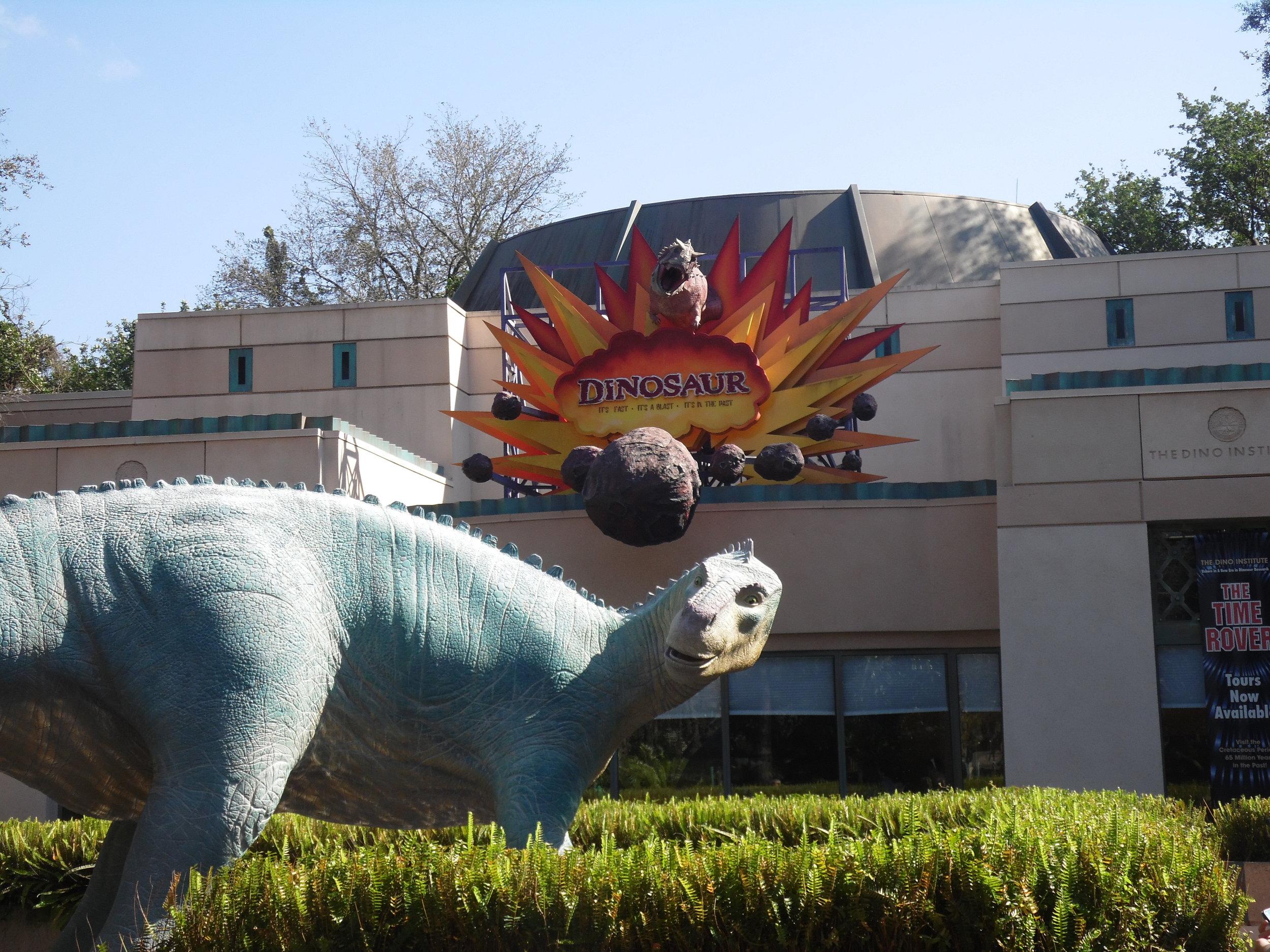 Dinosaur, DinoLand U.S.A., Disney's Animal Kingdom