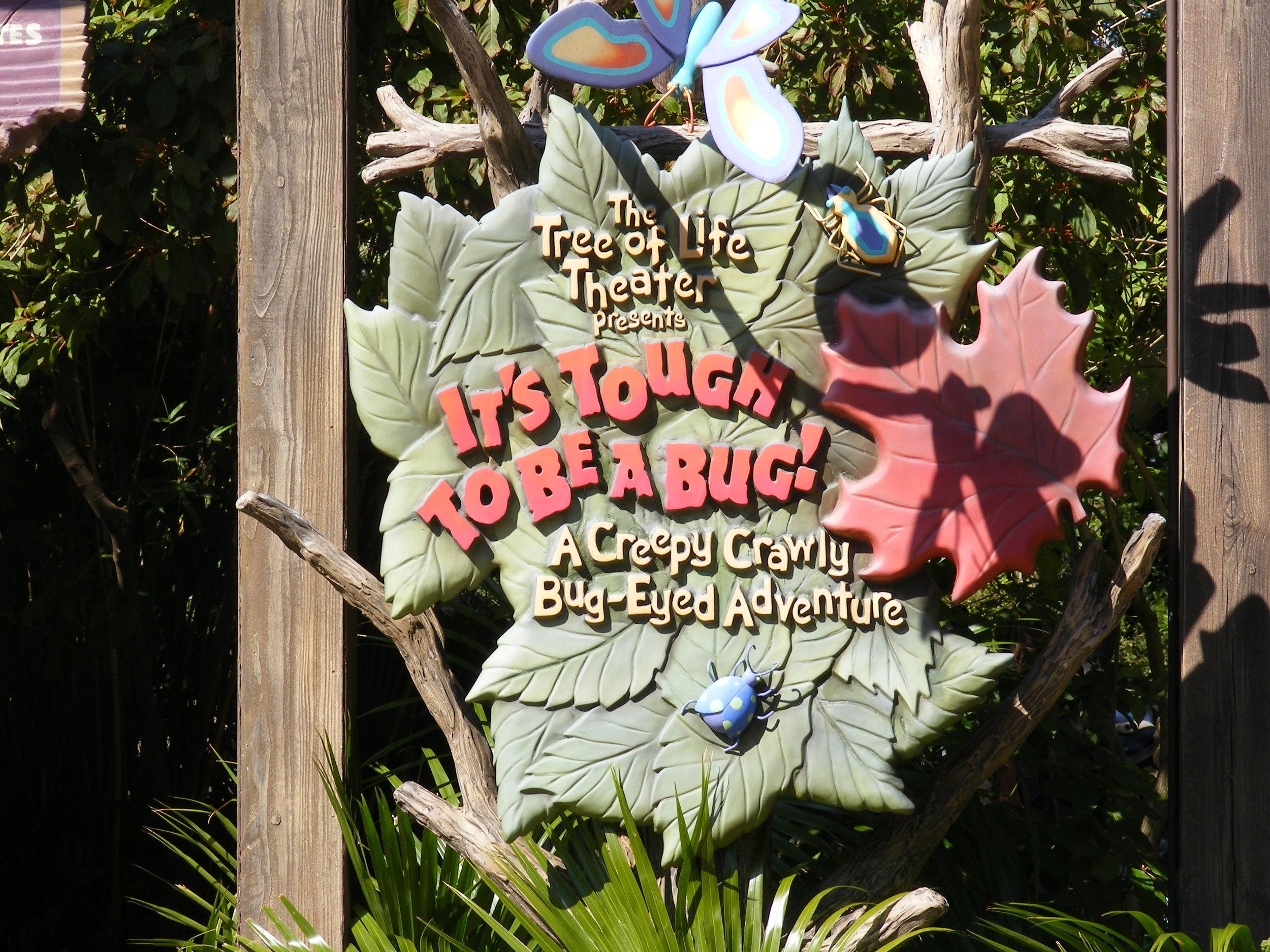 It's Tough To Be A Bug, Discovery Island, Disney's Animal Kingdom