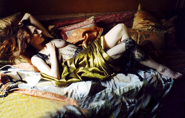Photo of Naomi Sorkin by Gail Hadani