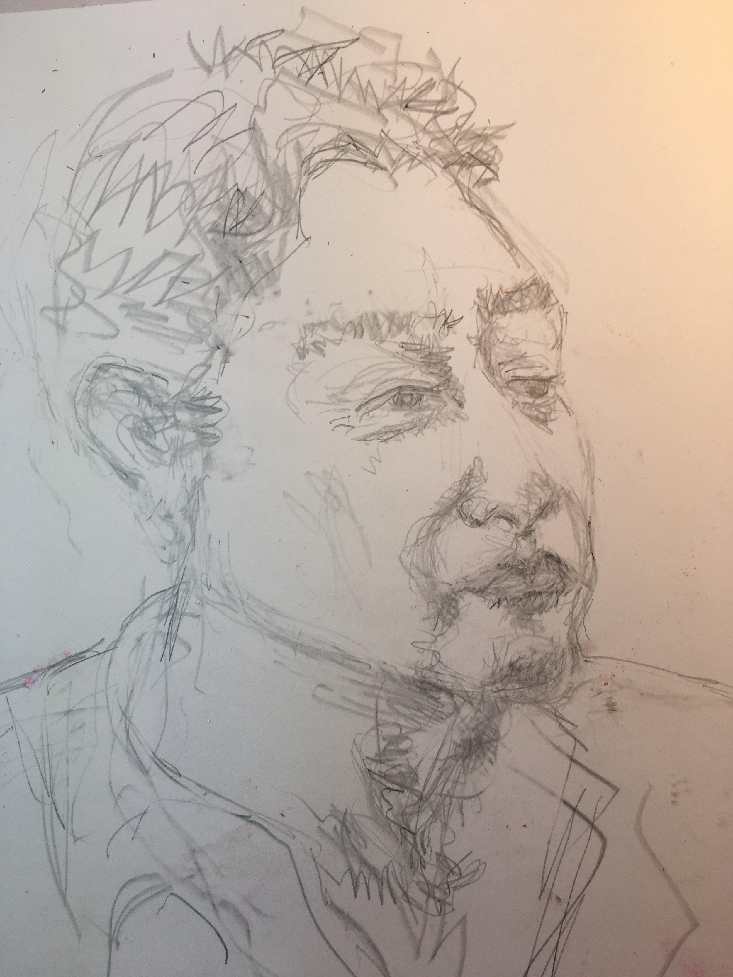 Medicine Man - Portrait of David Tune