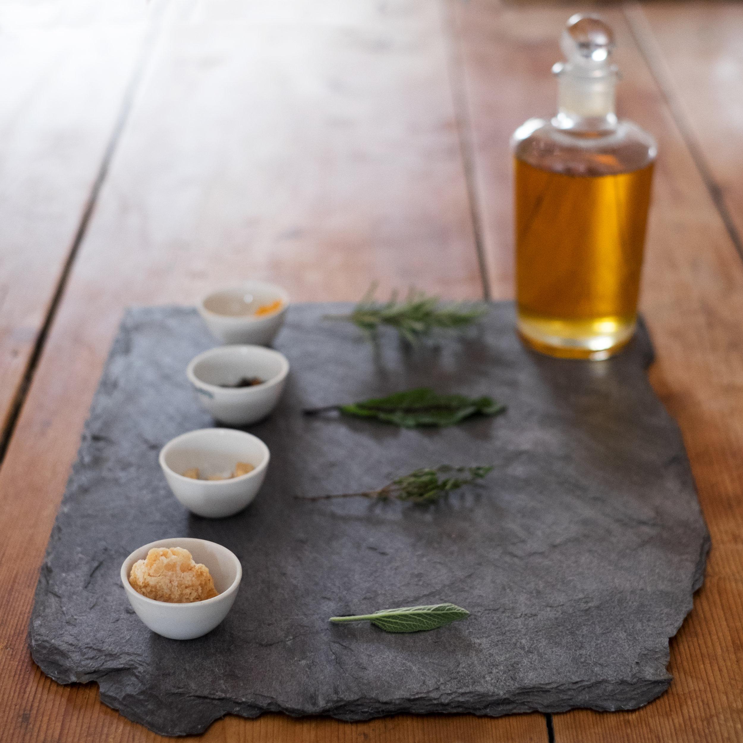 - Aromatherapy -
