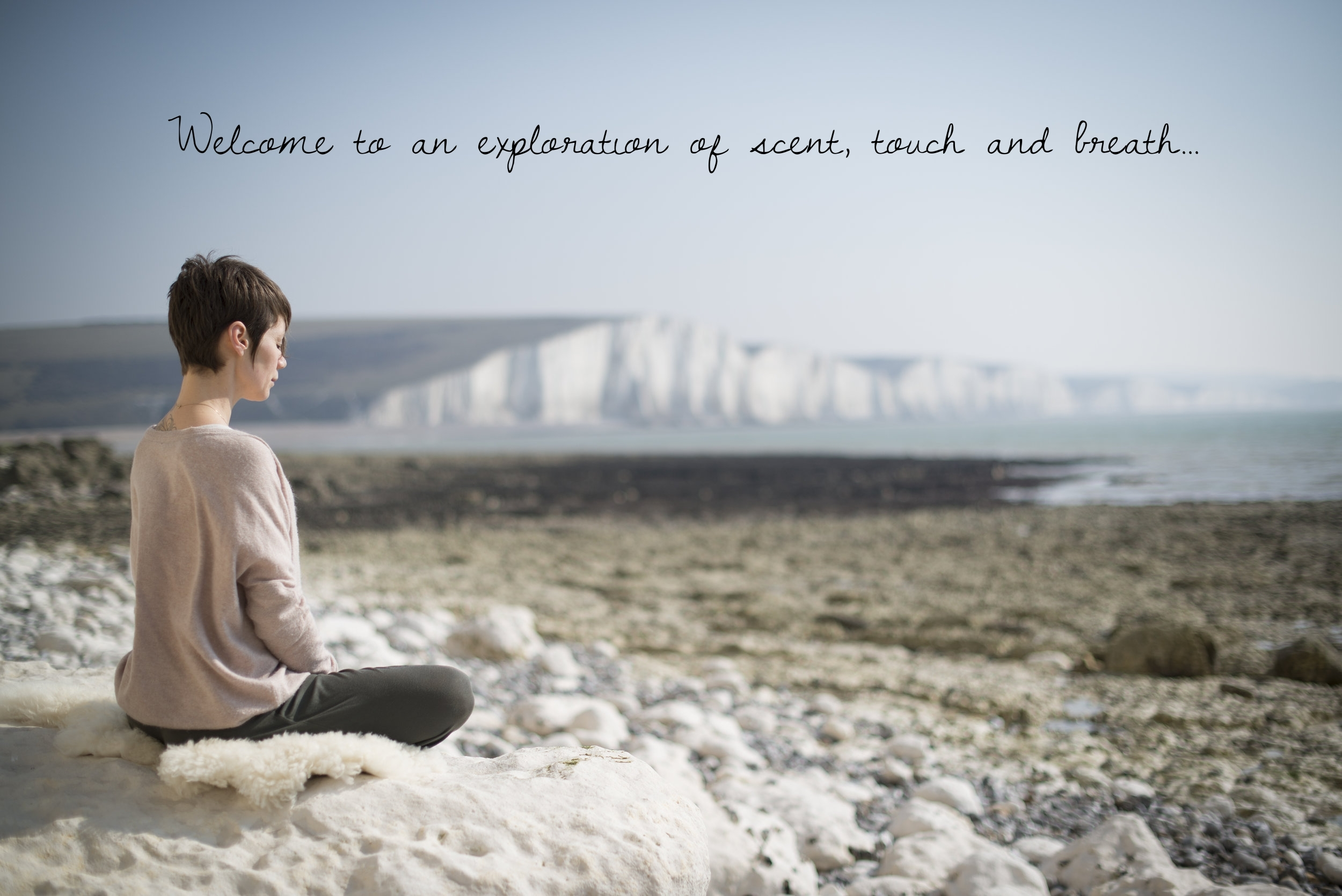 Stillness and Meditation by the Sea