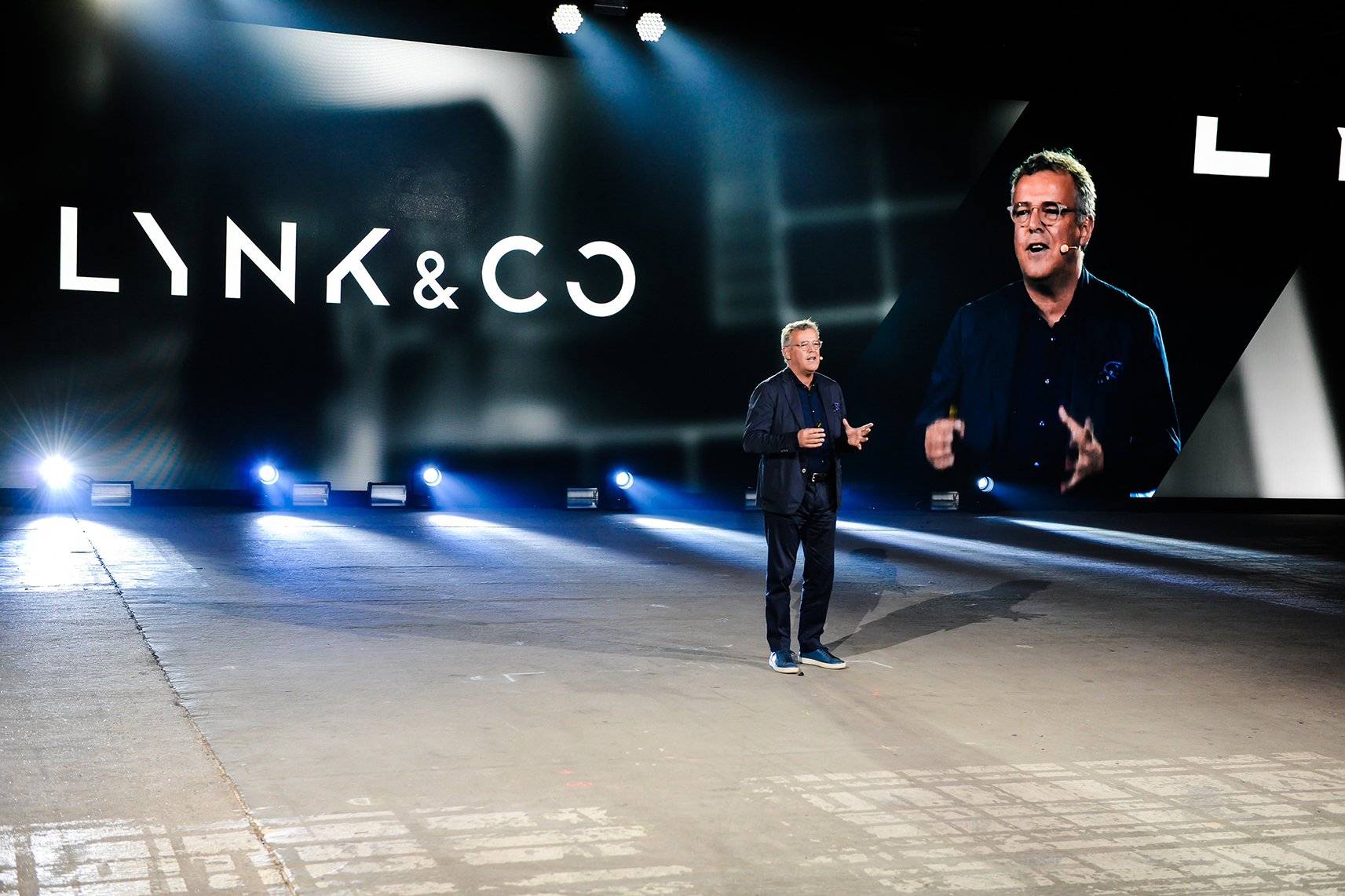 Lynk & Co / Berlin Brand launch and car reveal —  View Case