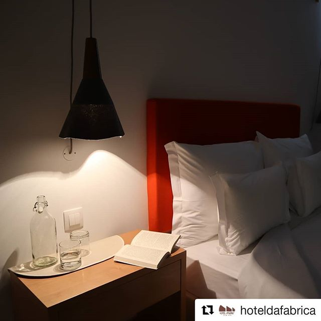 So happy to be part of it. Our BuLamps are in every room at @hoteldafabrica  #Repost @hoteldafabrica (@get_repost) ・・・ Merecido conforto no melhor lugar para se desligar.  #hoteldafabrica #rusticluxury #woolhotel #portuguesehotels #mountainhotel #hoteldemontanha #manteigas #serradaestra #portugal #portuguesemountainlifestyle #modernfurniture #interiordesign #homedecor #astrohouse