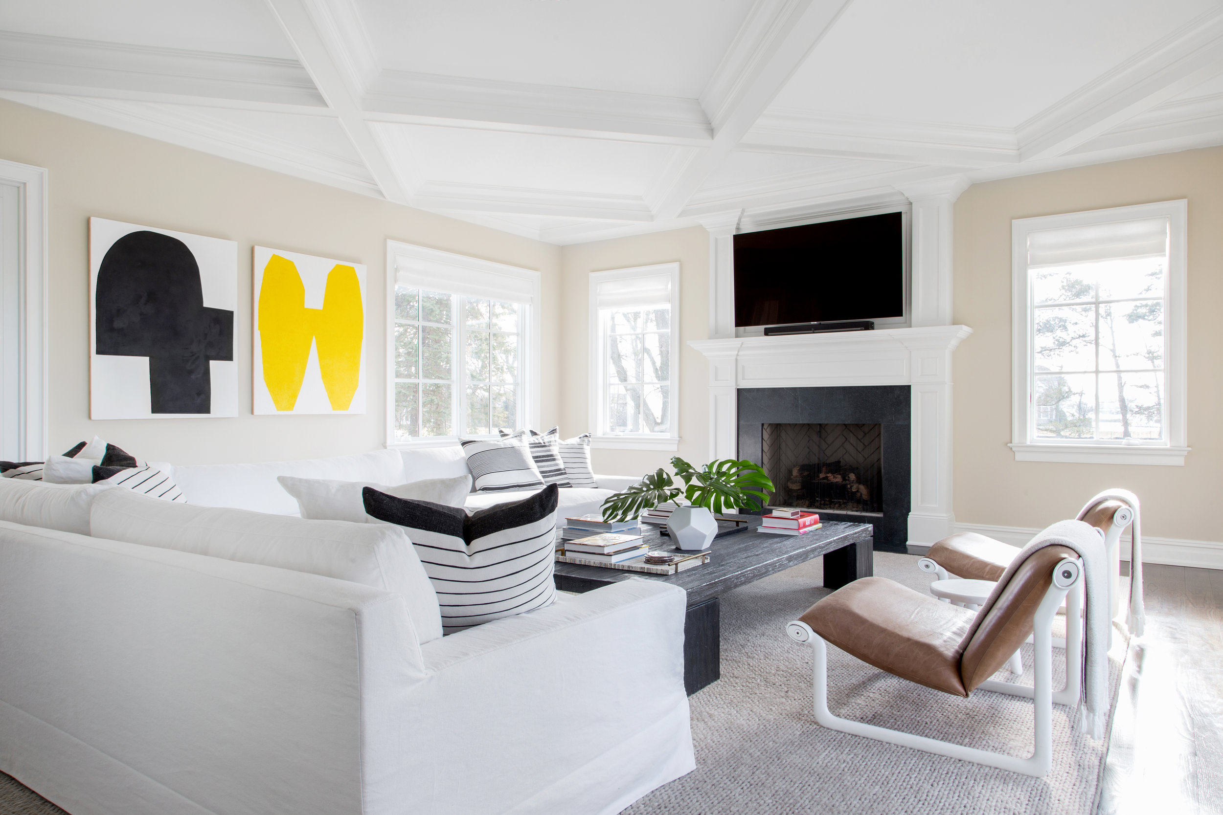 Living Rooms & Family Rooms — Chango & Co.