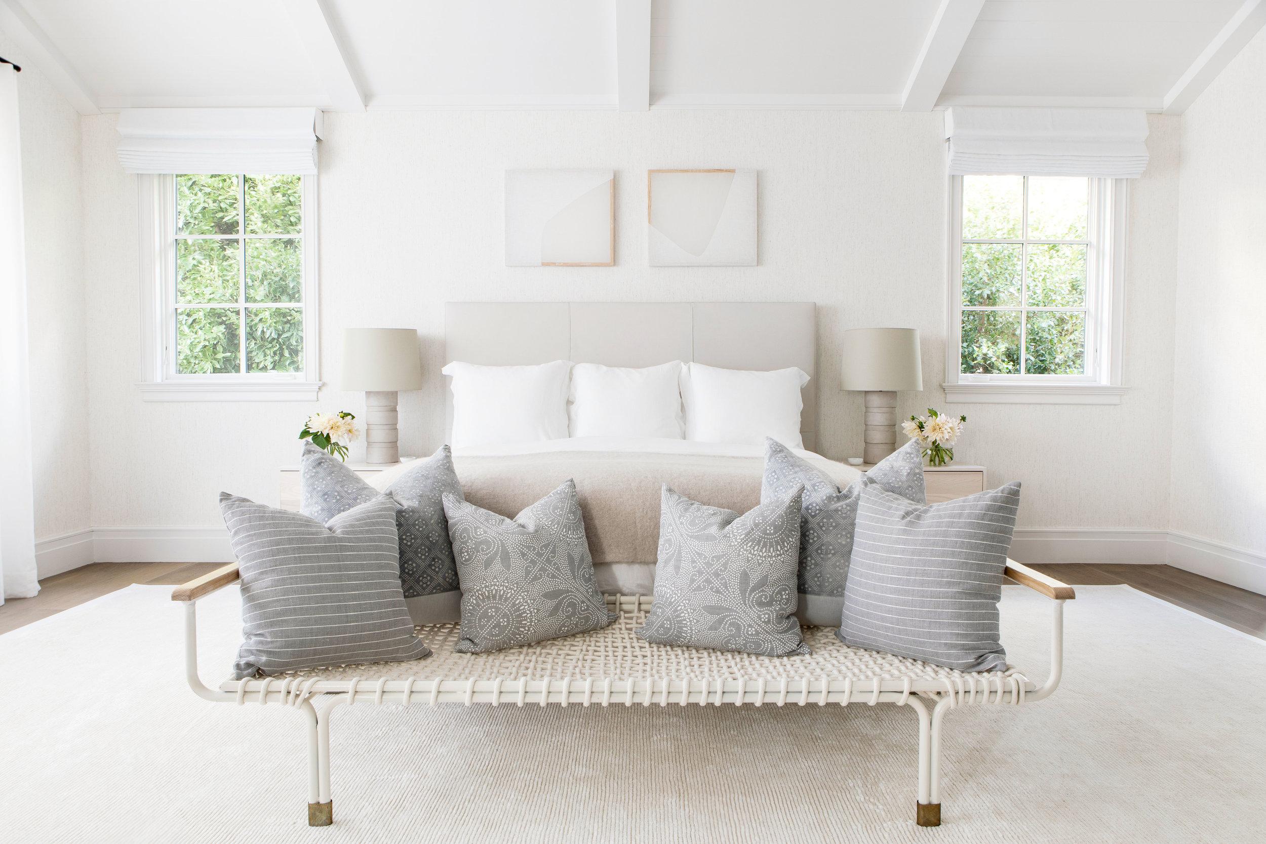 Master Bedrooms — Chango & Co.