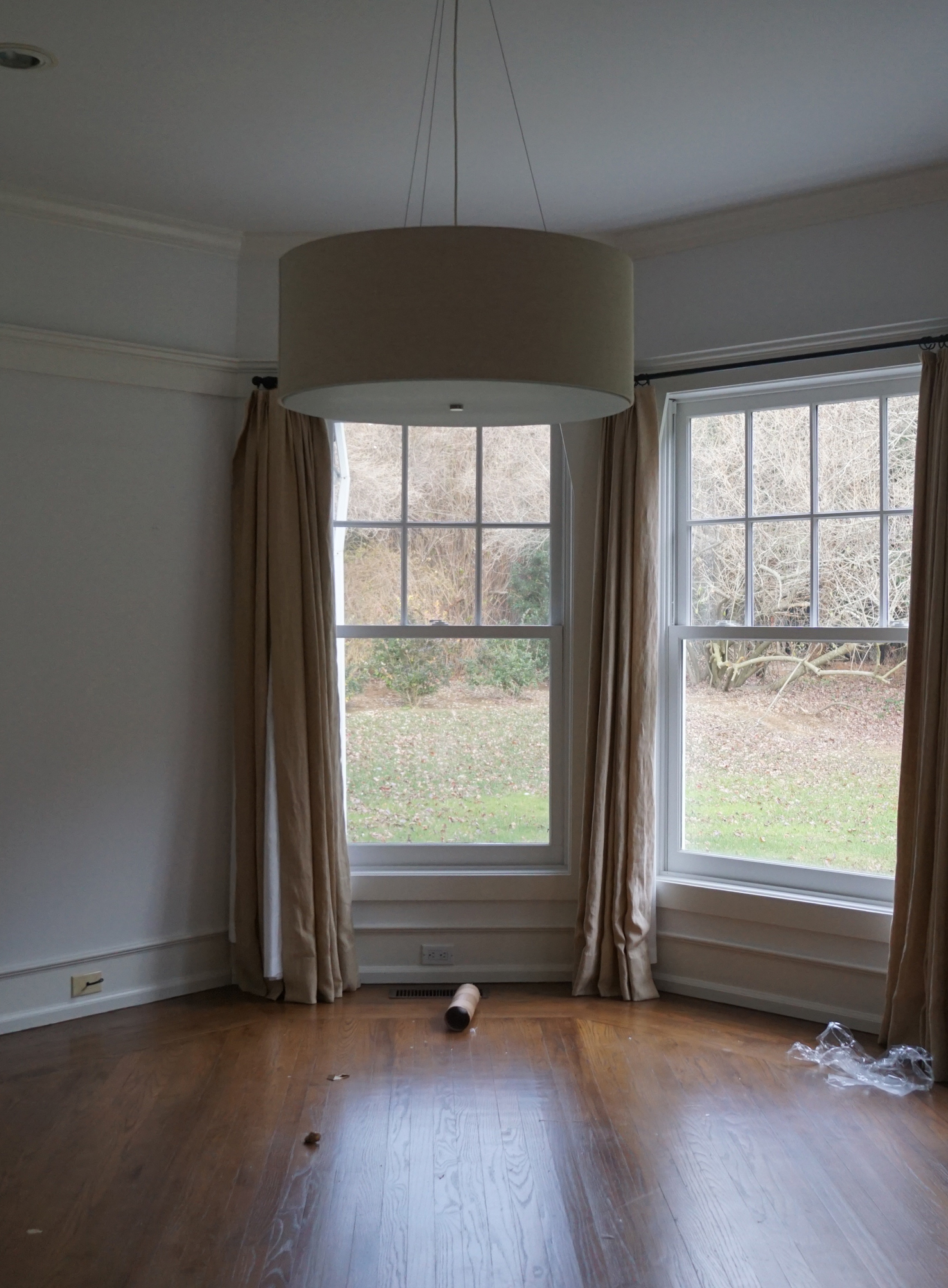 13. East Hampton New Traditional by Chango & Co - Dining Room Before.jpg