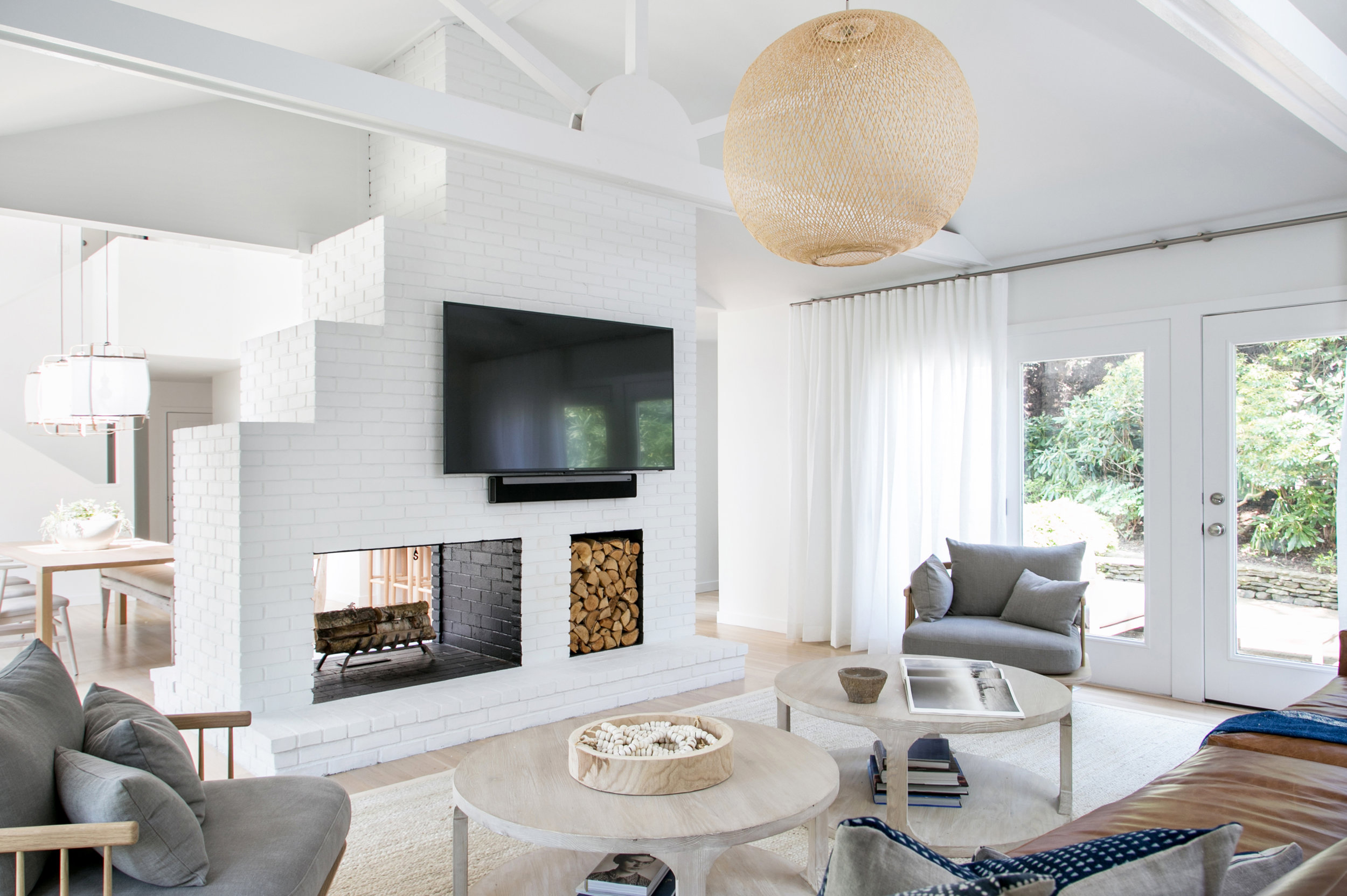 11. East Hampton Post-Modern by Chango & Co. - Living Room Fireplace After.jpg