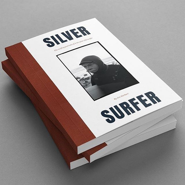 A good friend of mine @jonlherbert is crowdfunding a self published book documenting the inspiring story of a dedicated surfing soul @silversurferjournal ... hit the link in my bio - and help make this fantastic  project come to life!