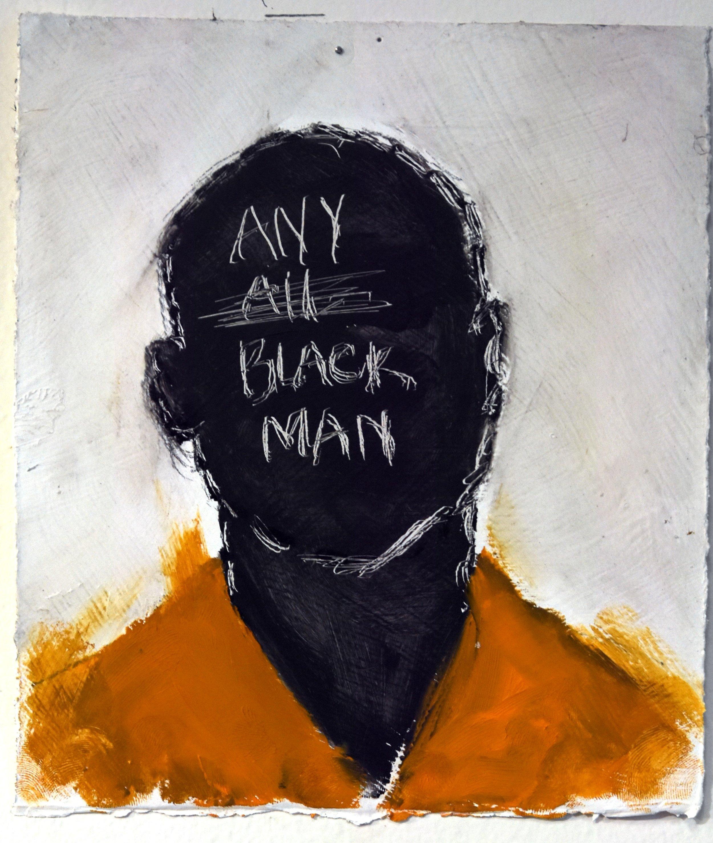 """""""Any Black Man 1."""""""