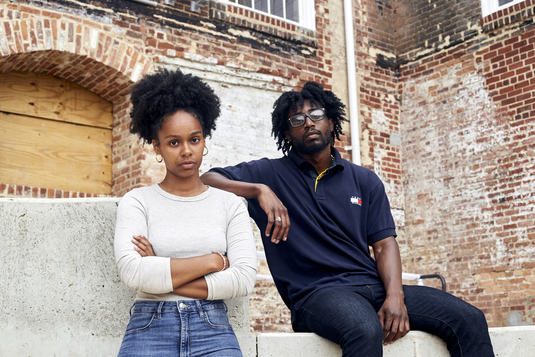 Alexandria P. Clay + Anthony Patterson // Photo by Jade Wilson