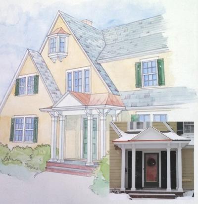 Historic Renovations, Burlington, Vermont