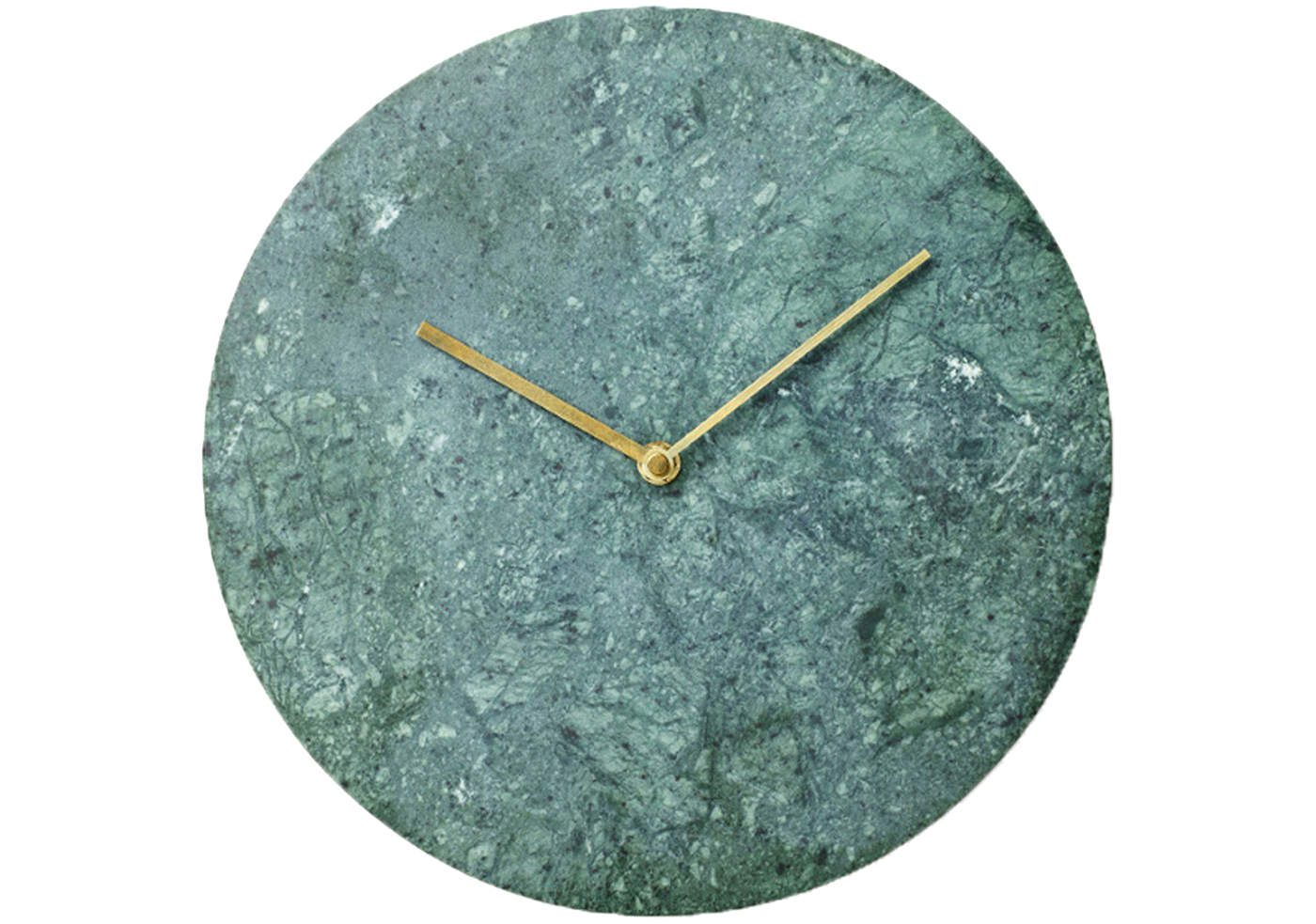 Marble Clock by Menu - This clock is the very essence of simplicity, stripped of all unnecessary details and really shows off the distinctive patterns of marble.£249.95 at Clippings.com