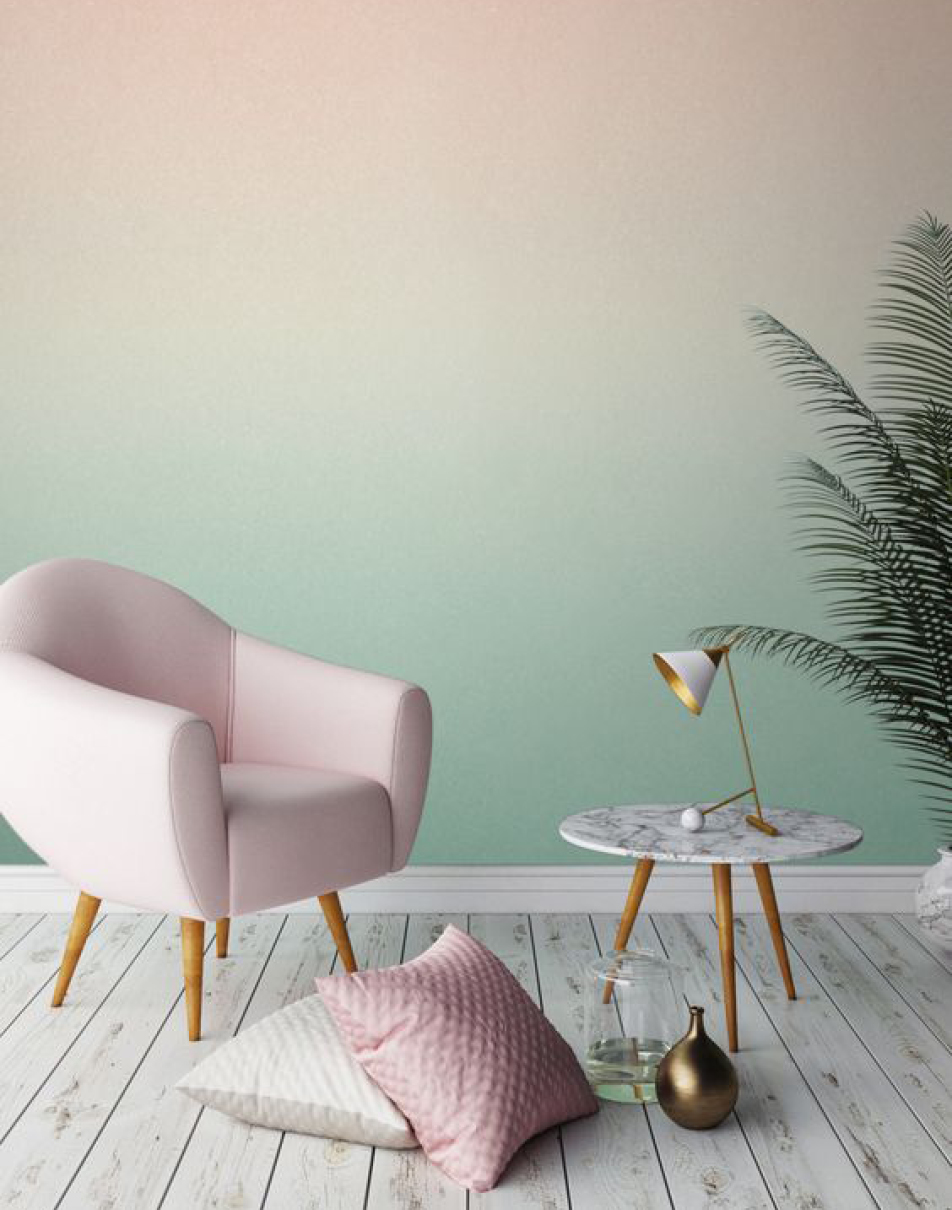 How To Use Ombre In The Home — LIV for