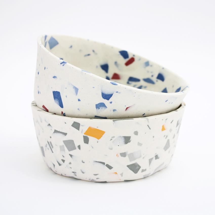 'Unearthed' Medium Bowl by Sevak Zargarian