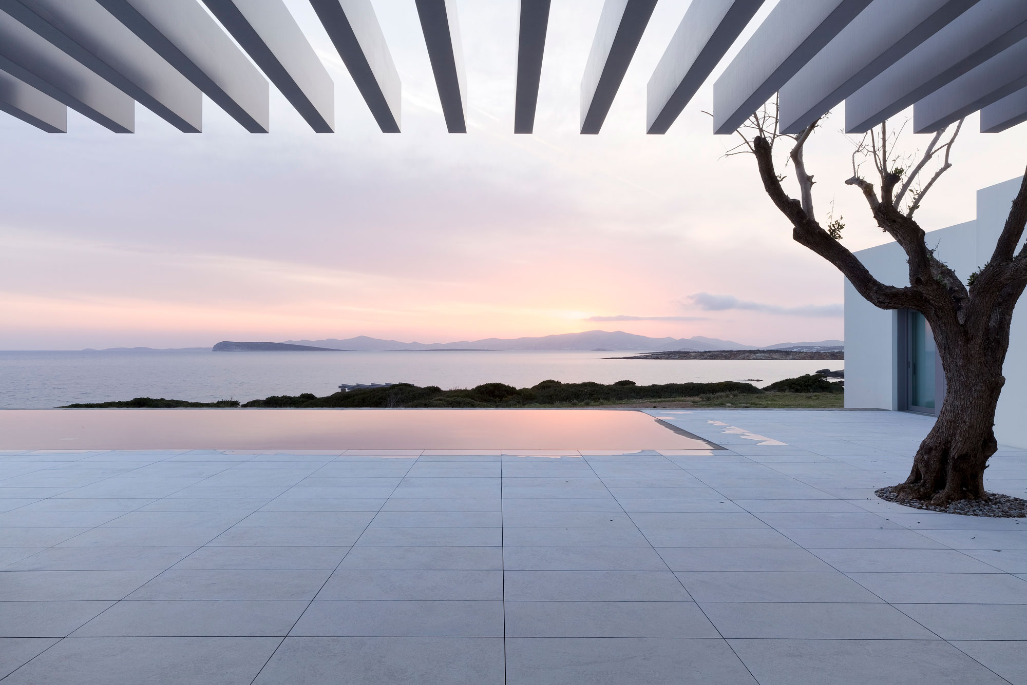 10. - Paros House by John Pawson via Leibal