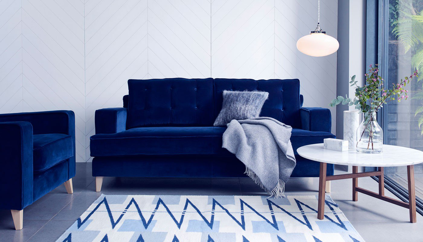 Heal's // 10% Off Sofas, Cushions & Throws - PROMO CODE: BANKHOLIDAY10>> Shop at Heal's