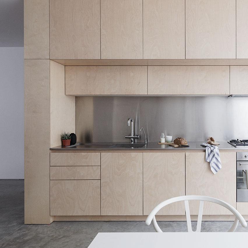 Larissa Johnston Architects – Islington Maisonette