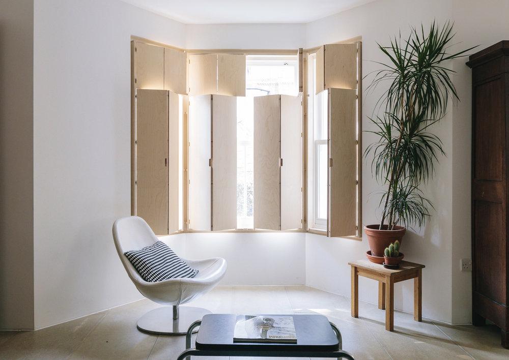 Marie's Wardobe London – Tsuruta Architects