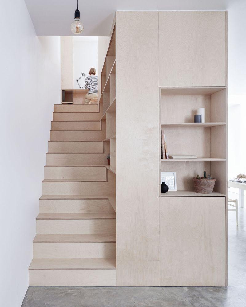 Larissa Johnston Architects:Islington Maisonette