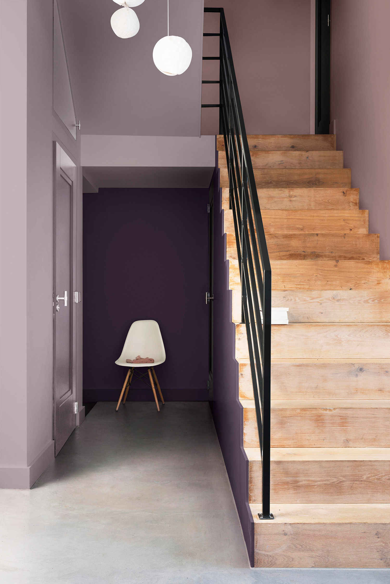 """2. Dulux - Heart Wood - Dulux's much-anticipated Colour of the Year often sets the benchmark for paint trends, and the brand's latest tonal offering for 2018 is no different. An unexpected mix of delicate and earthy, Heart Wood has been revealed as next year's go-to paint shade for adorning our walls and surfaces. Described as """"bringing balance and versatility"""" to interior environments, Dulux's Colour of the Year is evocative of natural textures such as leather and wood, combined with the delicacy of softer shades including cocoa and heather. We'll be teaming Heart Wood with rich navy tones and splashes of gold to give the palette a feel of lived-in luxury.Dulux Paint Mixing Easycare Washable & Tough Matt, from £31.49 for 2.5Lwww.dulux.co.uk"""