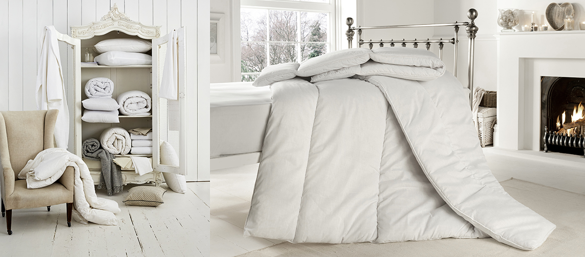 Beautiful bedding - Retaining warmth is essential when getting a good night's sleep at this time of year. Created with super-soft resilient microfibre fillings that keep their shape, Silentnight's luxury Hotel collection bedding includes a 10.5 or 13.5 tog duvet and lavish pillows. The furnishings are encased in a luxury embossed, check-design, soft-touch white cover for long-lasting comfort, with prices starting from just £15.49 for two pillows, and £23.99 for the duvets. Discover the range at www.silentnight.co.uk